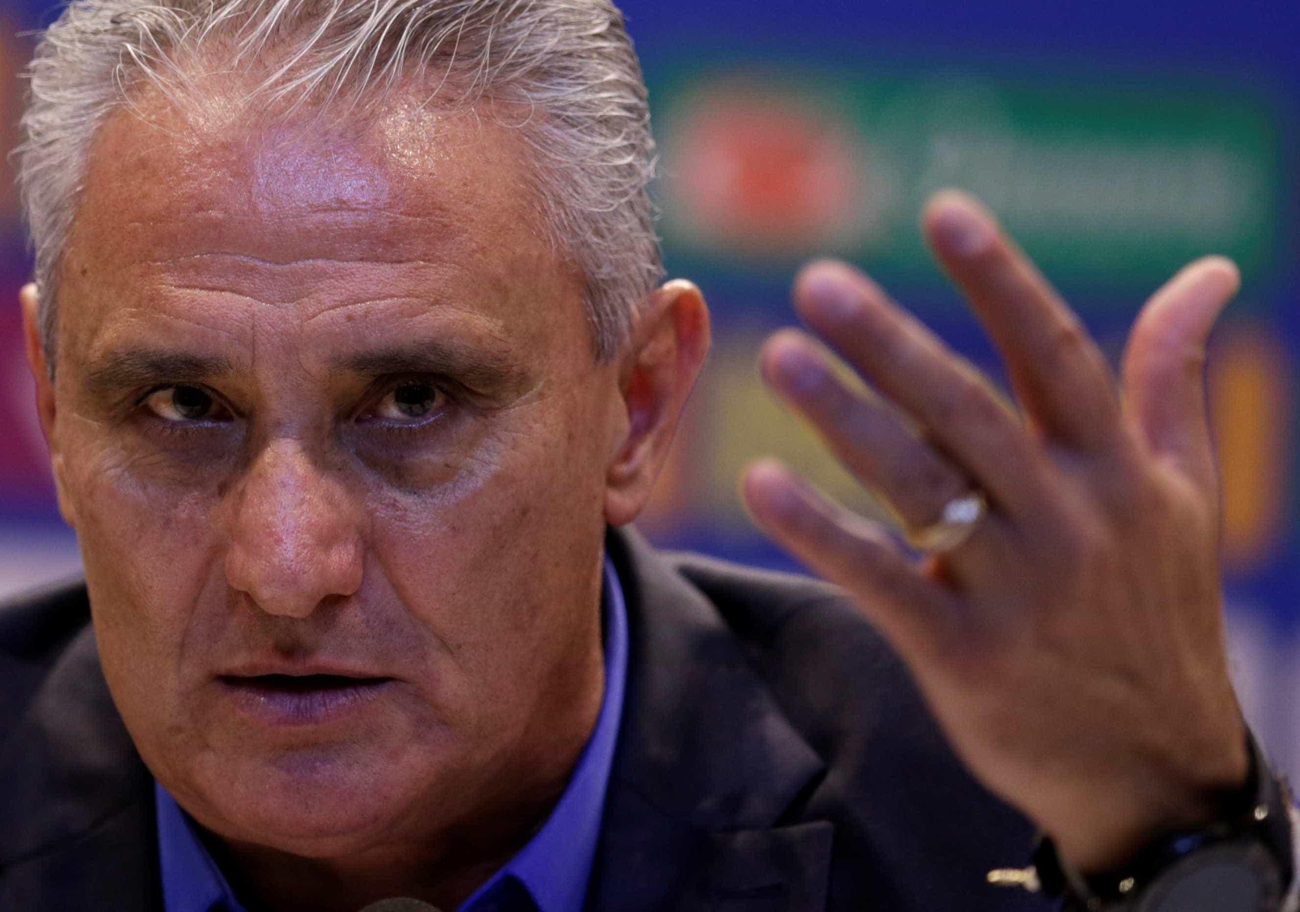Atacante do São Paulo é chamado por Tite para treinar com a seleção
