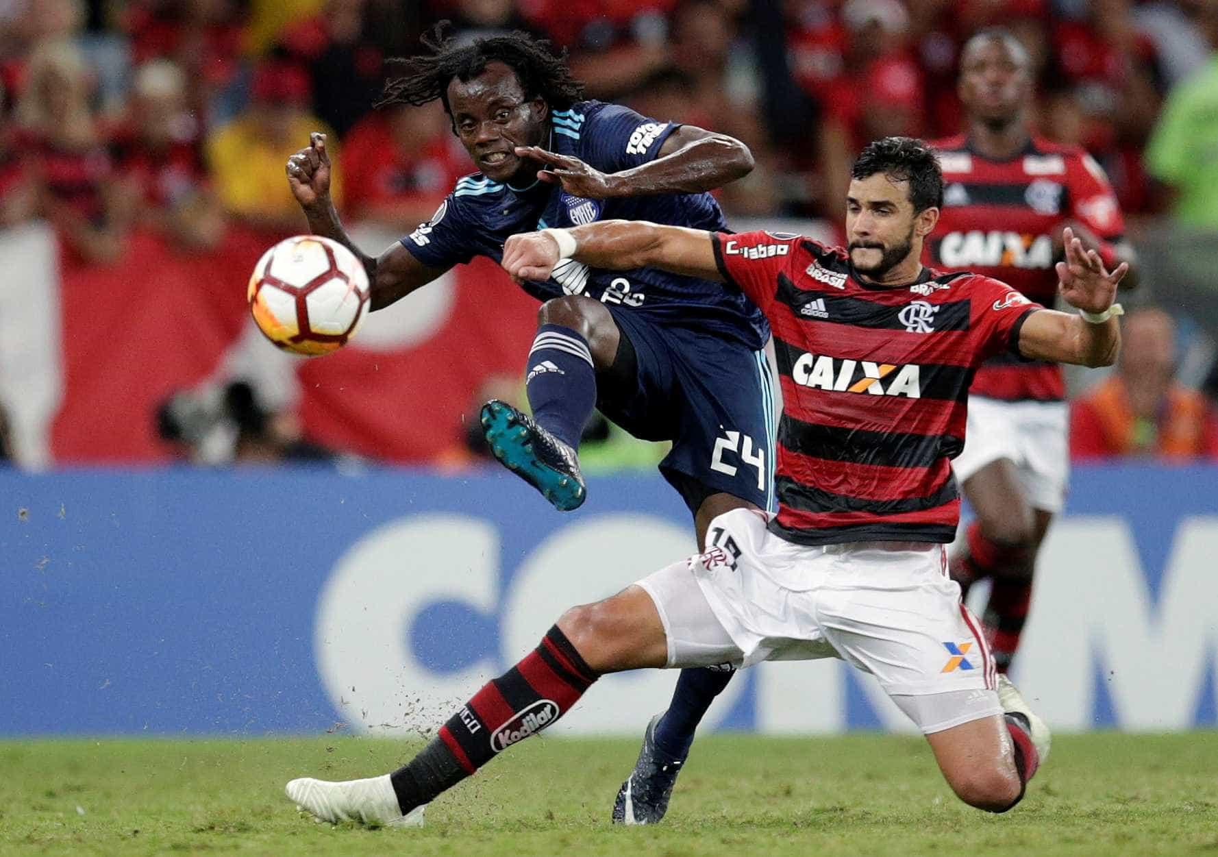 Fla garante classificação na Libertadores; veja os jogos desta quinta