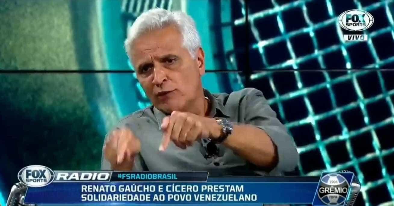 Comentaristas da Fox brigam ao vivo por causa da Venezuela: 'Idiota'