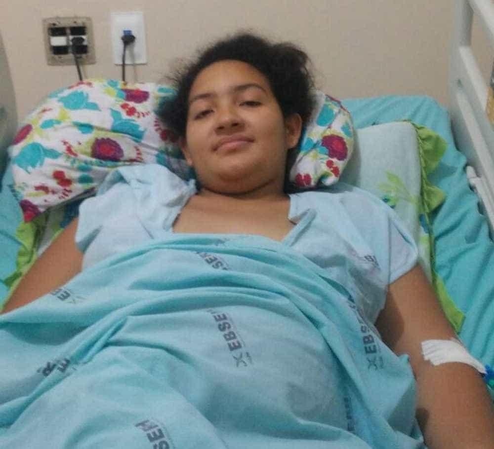 Gestante com suspeita de leucemia aguarda doação de sangue raro