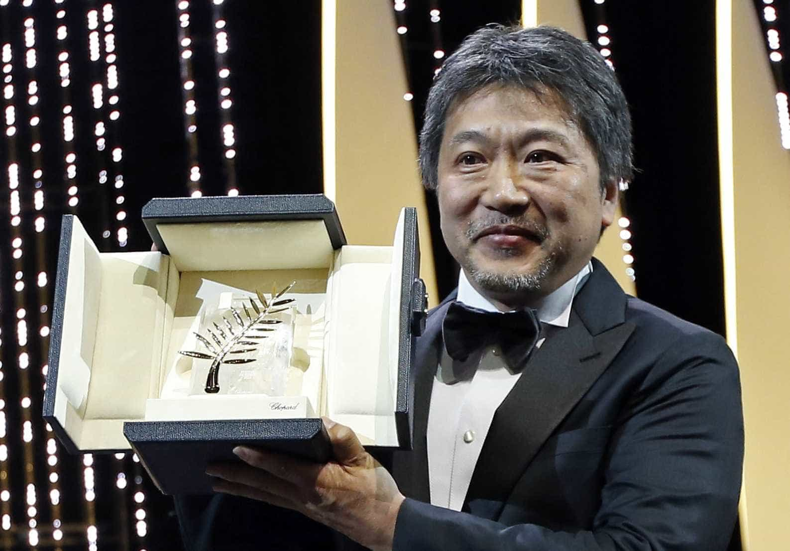 Filme japonês 'Shoplifters' vence Palma de Ouro em Cannes