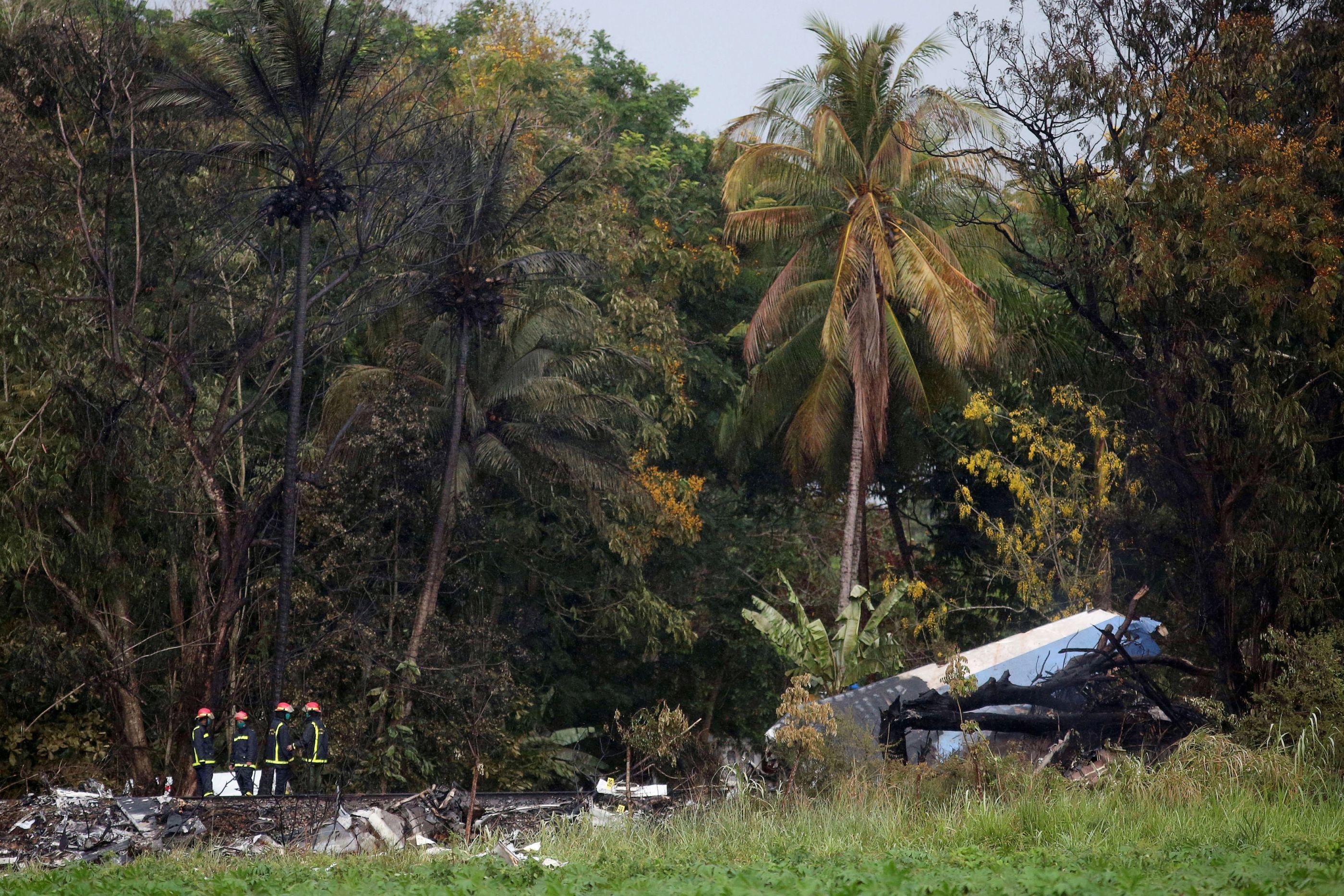 Cuba recupera uma das caixas-pretas de avião que caiu em Havana