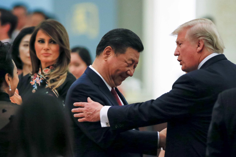 Trump diz acreditar que EUA fecharão acordo comercial com a China