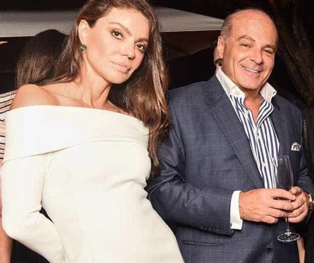 Ex de Luciana Gimenez ganha primeira declaração da nova namorada