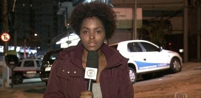 Na Globo, repórter negra vai para madrugada e Mari Palma é promovida