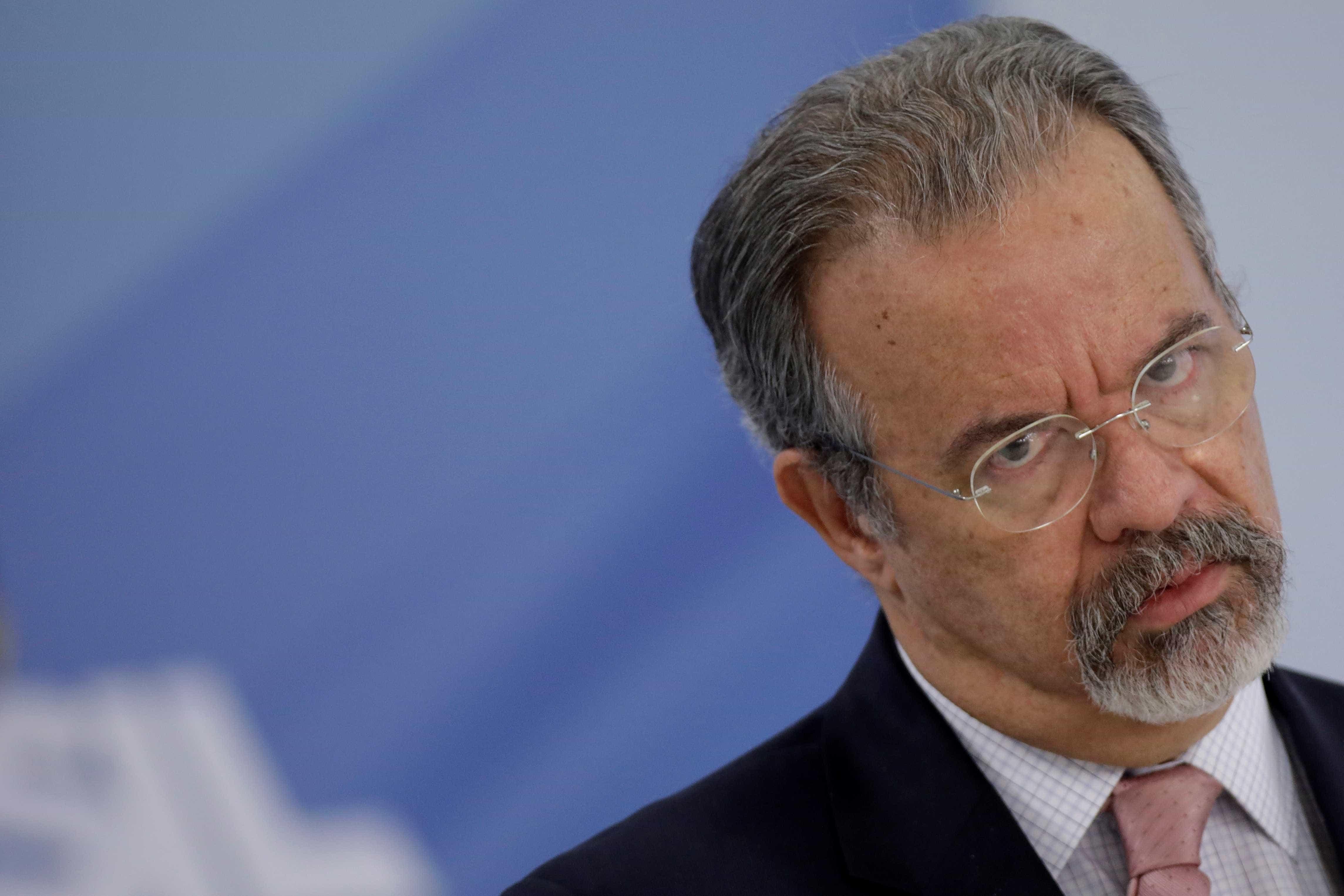 Jungmann: soltura de ex-braço-direito de Beira-Mar foi 'erro criminoso'