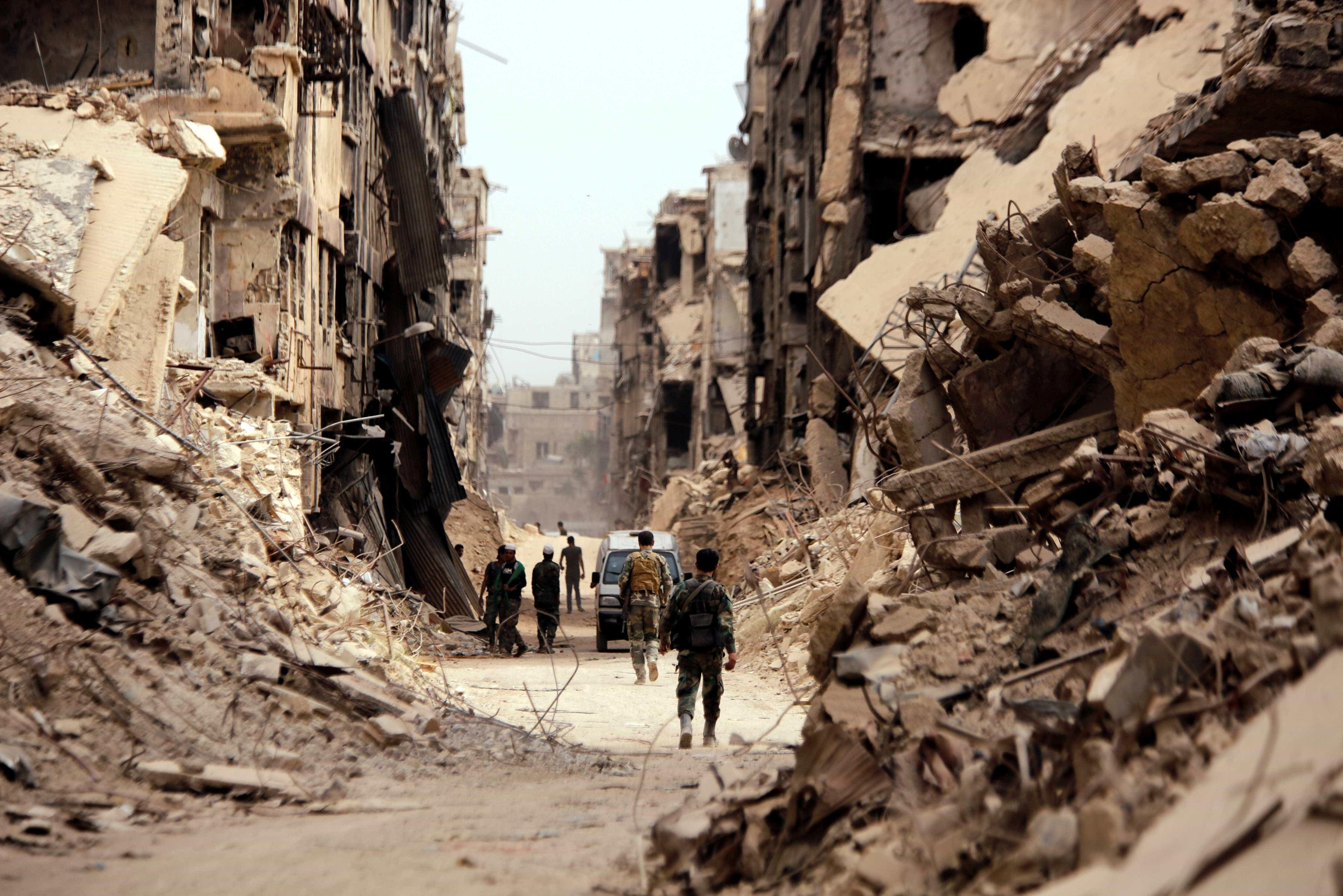 Sanções europeias contra regime sírio devem durar mais um ano