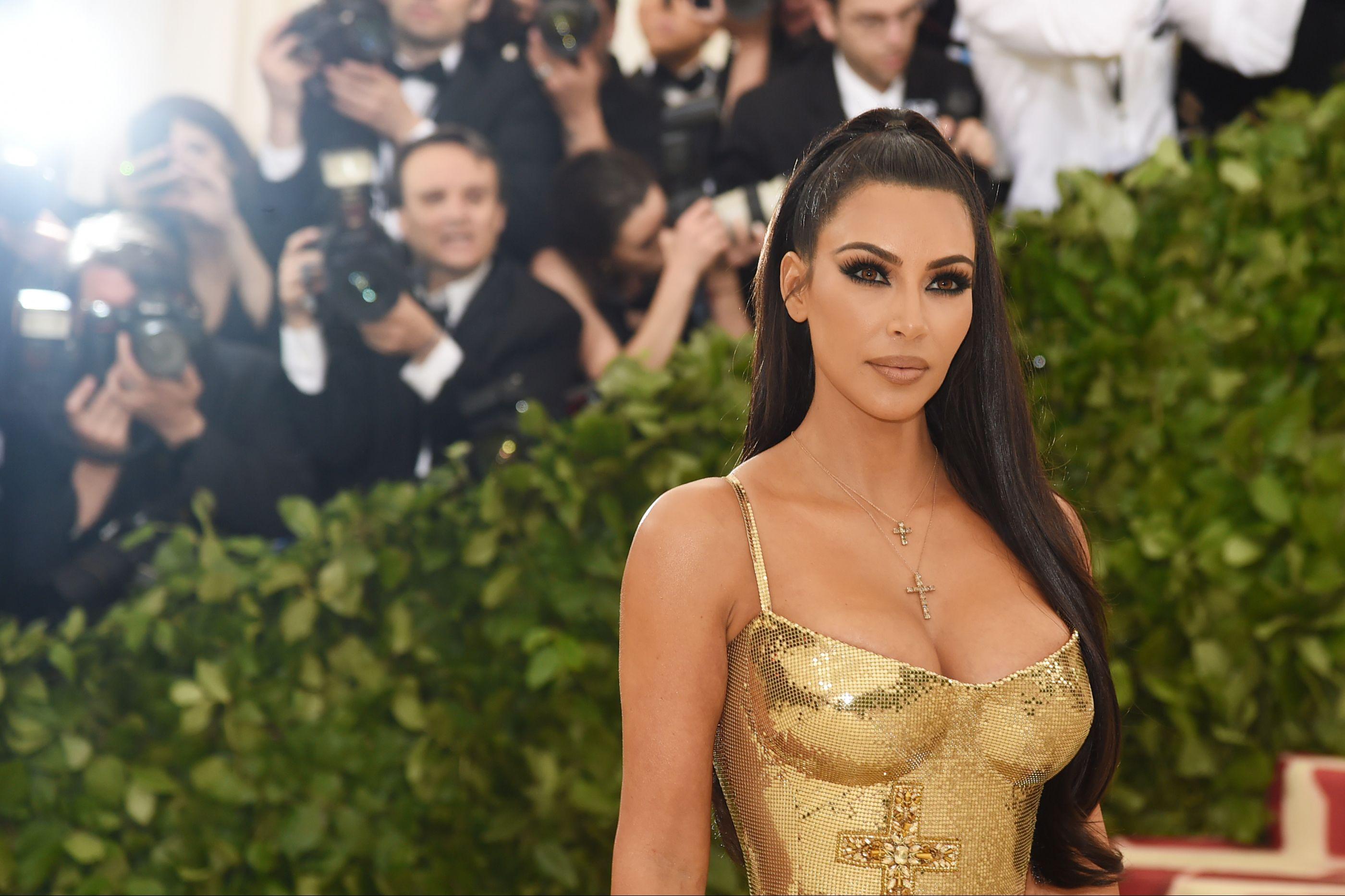 Kim Kardashian achou que nunca mais sentiria prazer após a gestação