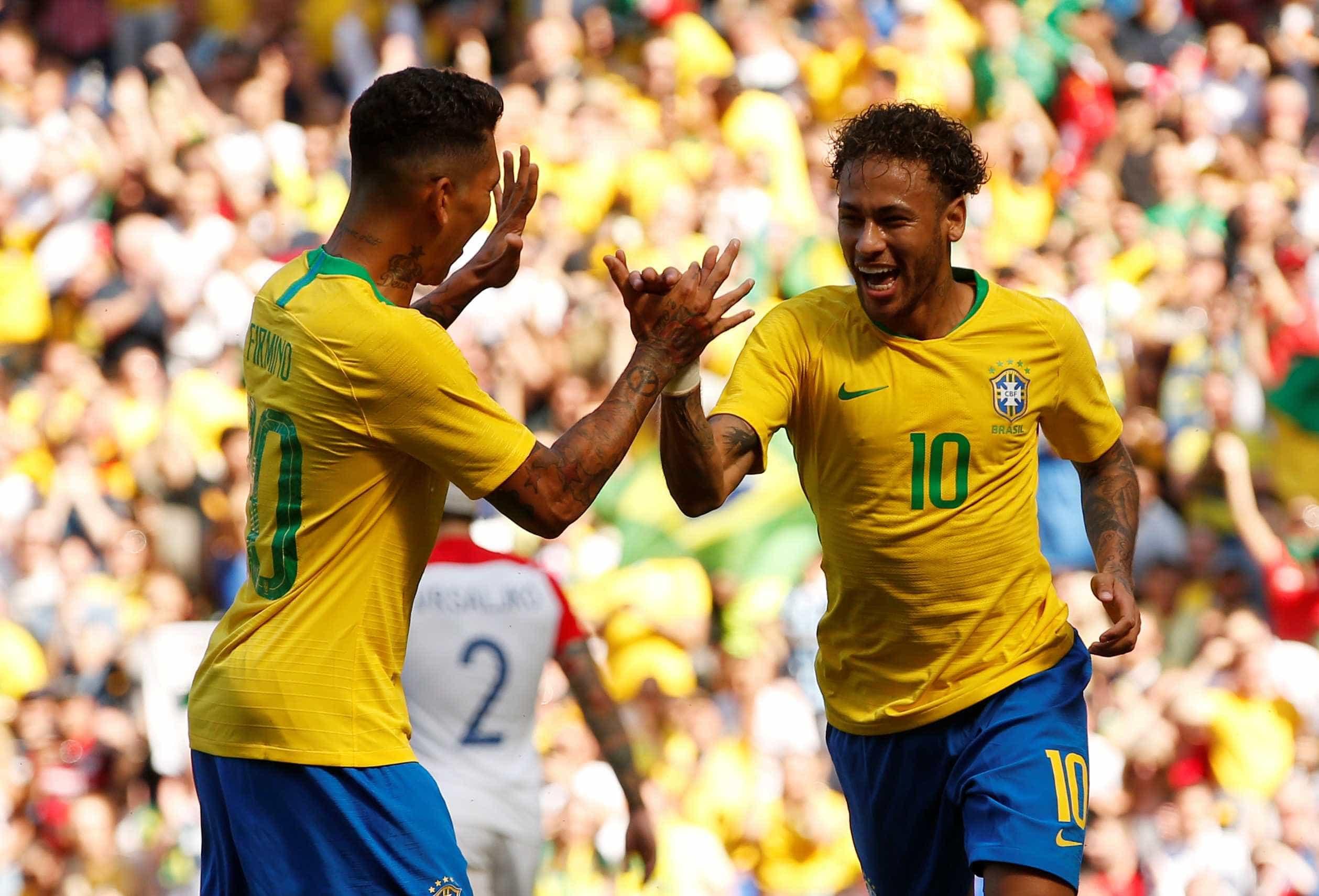 Neymar volta aos gramados, marca golaço e Brasil vence a Croácia