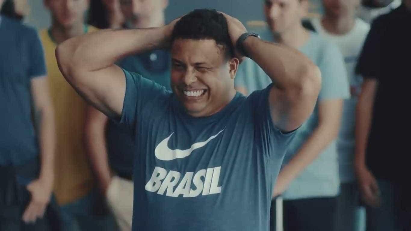Nike divulga vídeo promocional da Seleção brasileira na Copa da Rússia