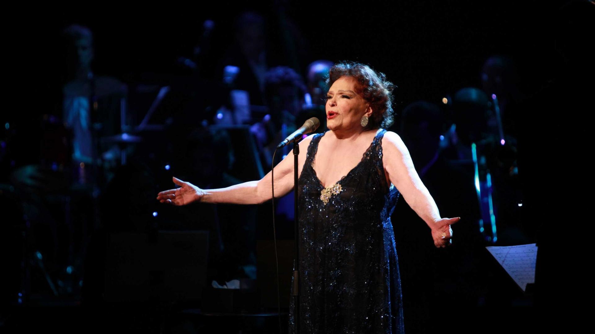 Lenda dos palcos, atriz e cantora Bibi Ferreira morre aos 96 anos