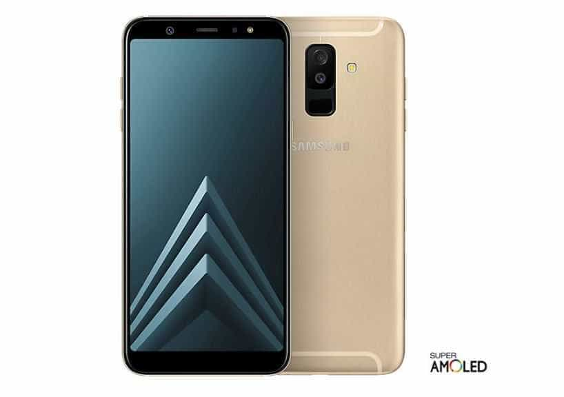 Galaxy A6+ começa a ser vendido na 2ª quinzena de junho a R$ 2.100