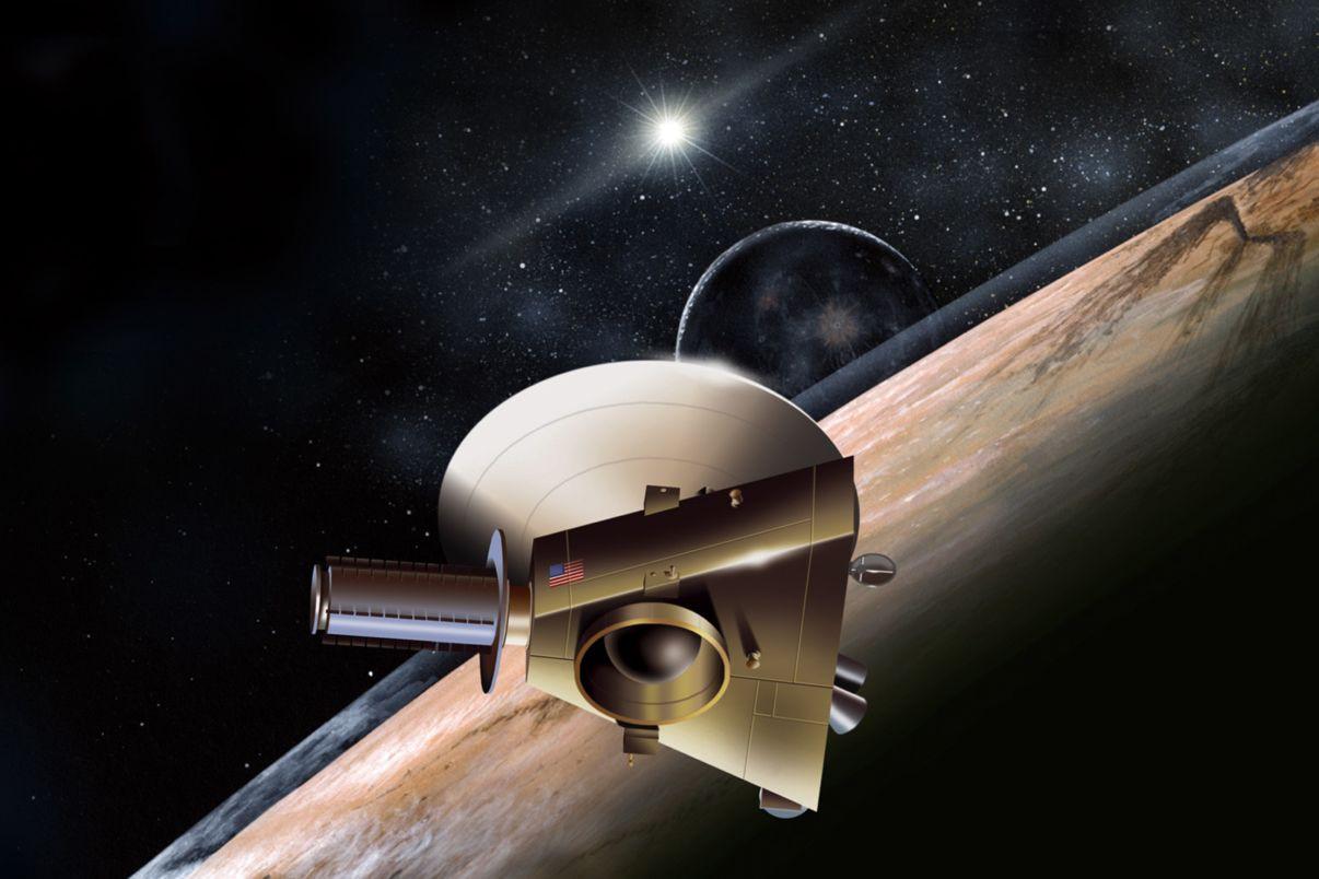 Sonda da Nasa encontra 'parede' nos limites do Sistema Solar