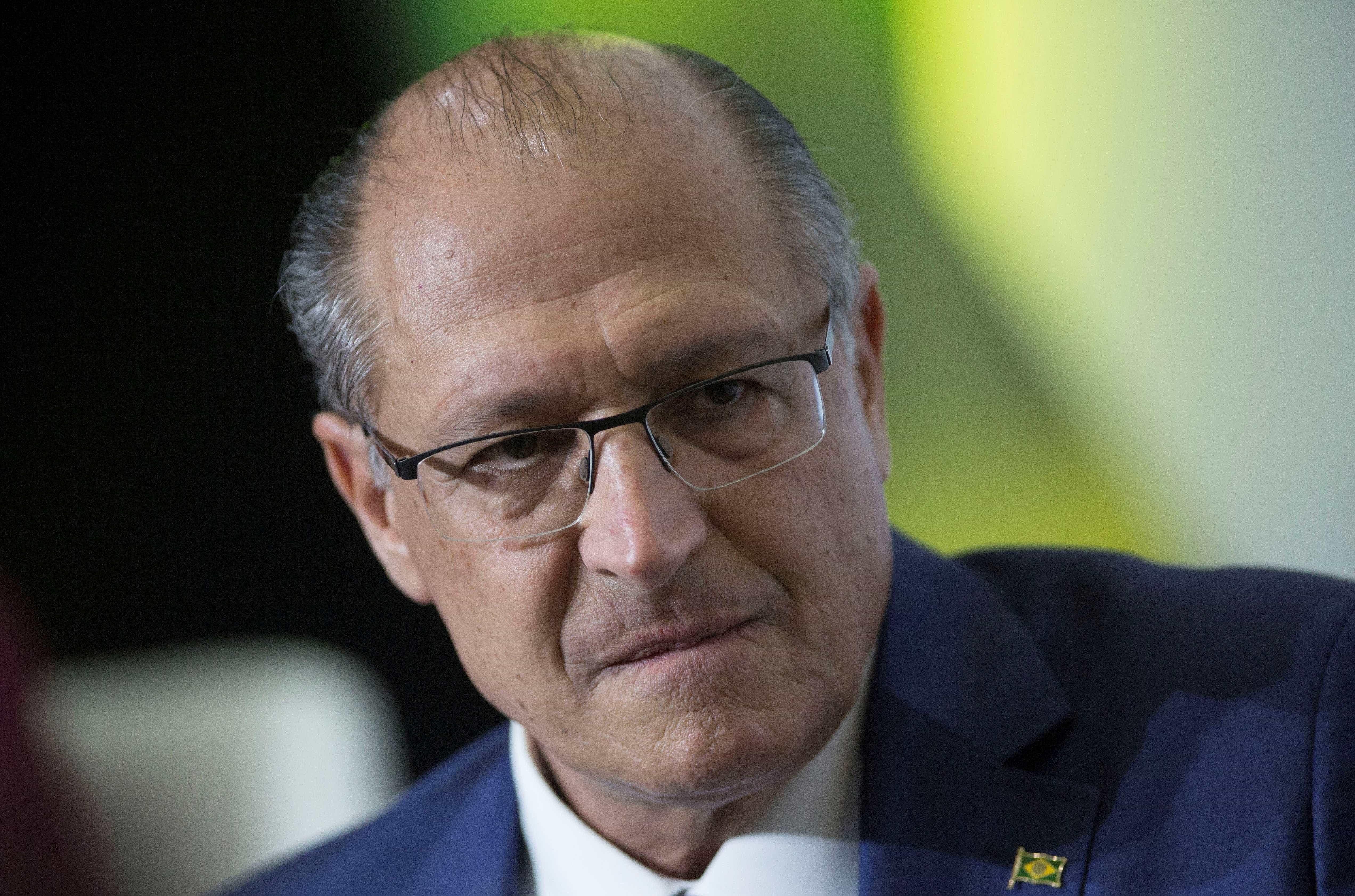 Alckmin divulga programa de governo enxuto e genérico de 15 páginas