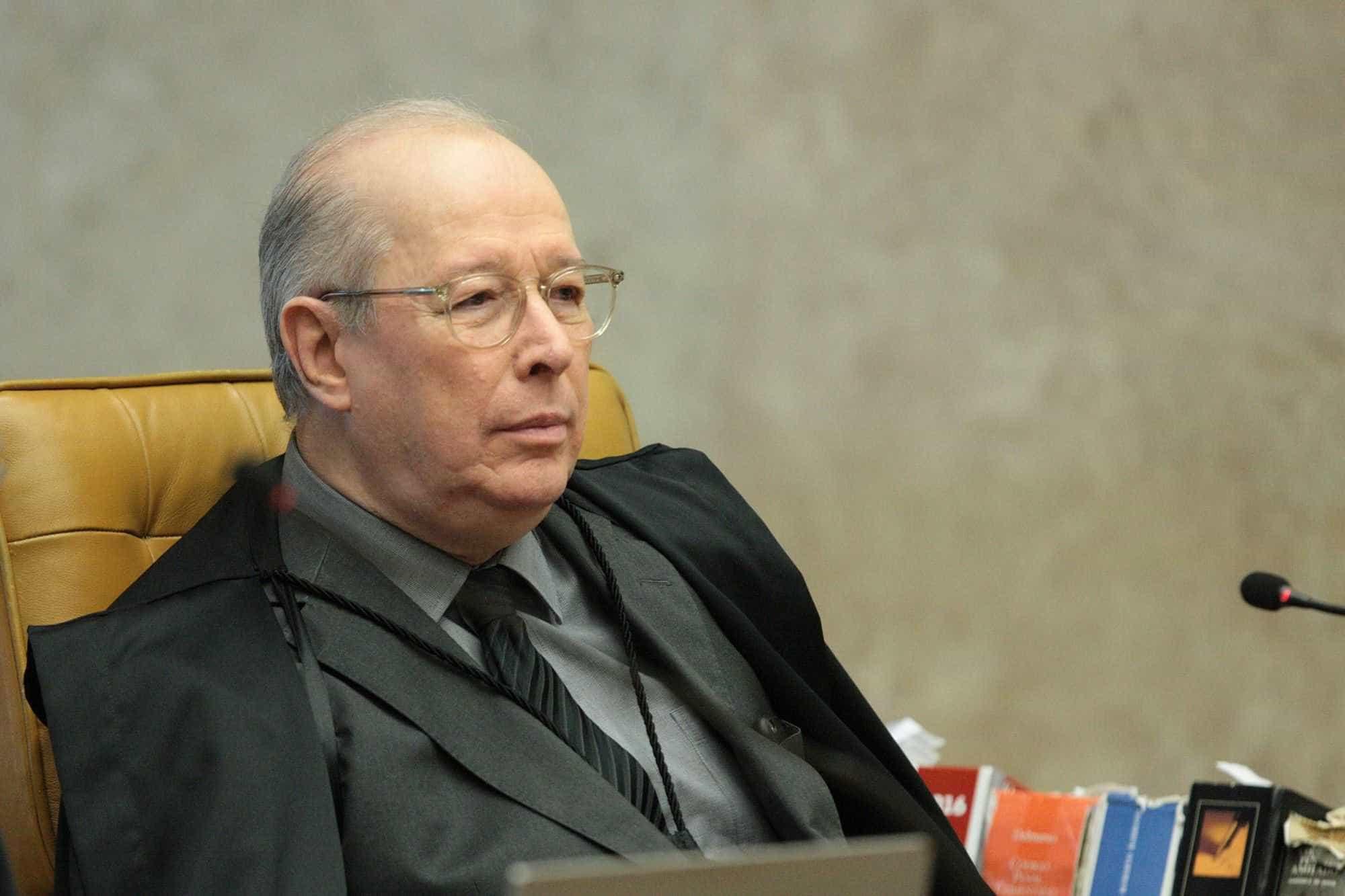 Celso de Mello rejeita denúncia sobre importação de maconha