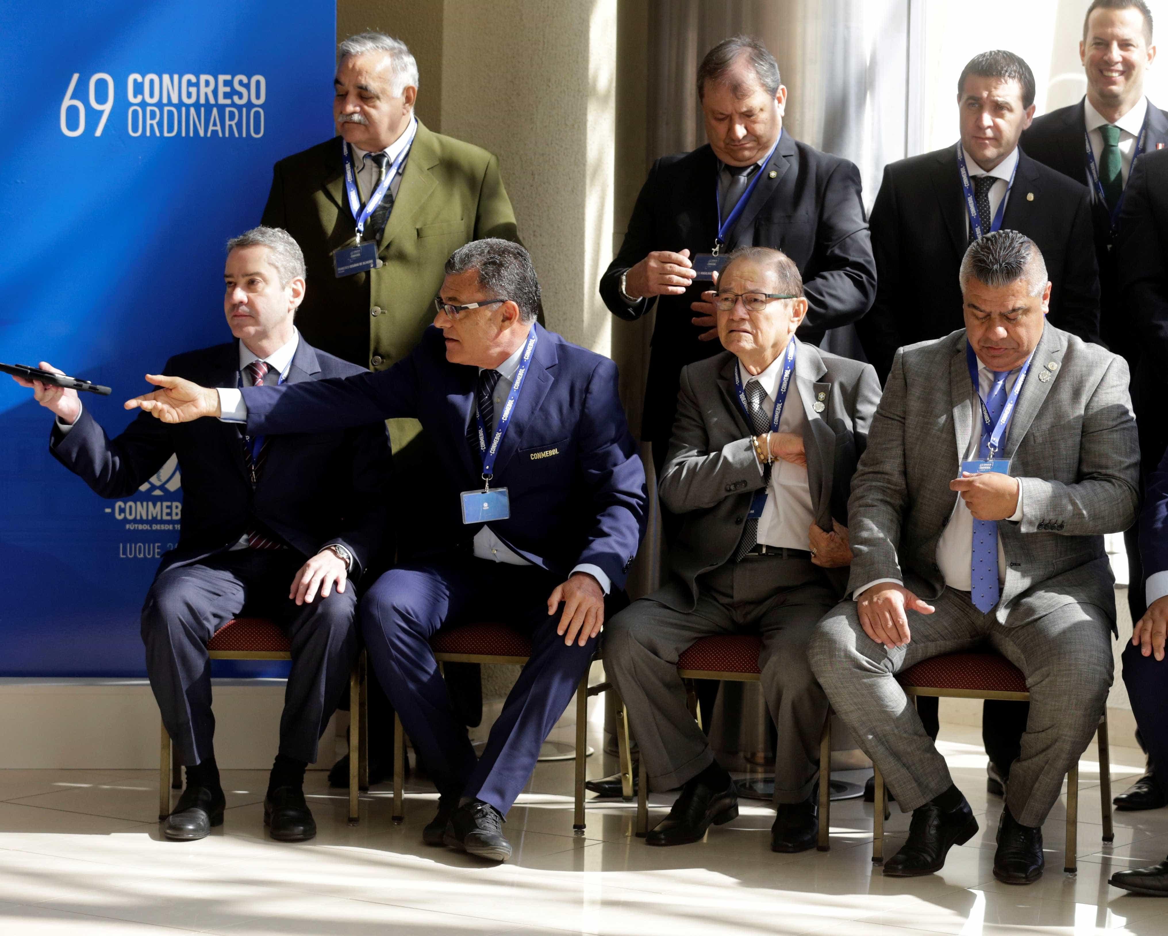 Presidente da CBF manda Fifa preparar a taça para o Brasil