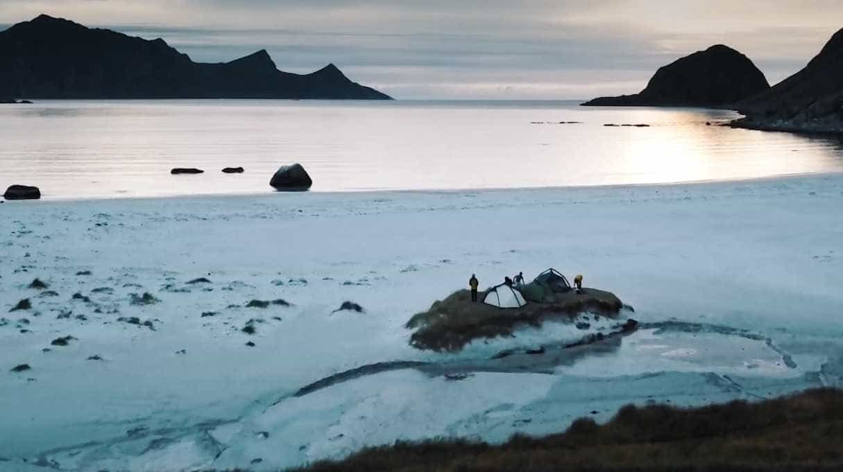 A beleza indescritível das ilhas da Noruega