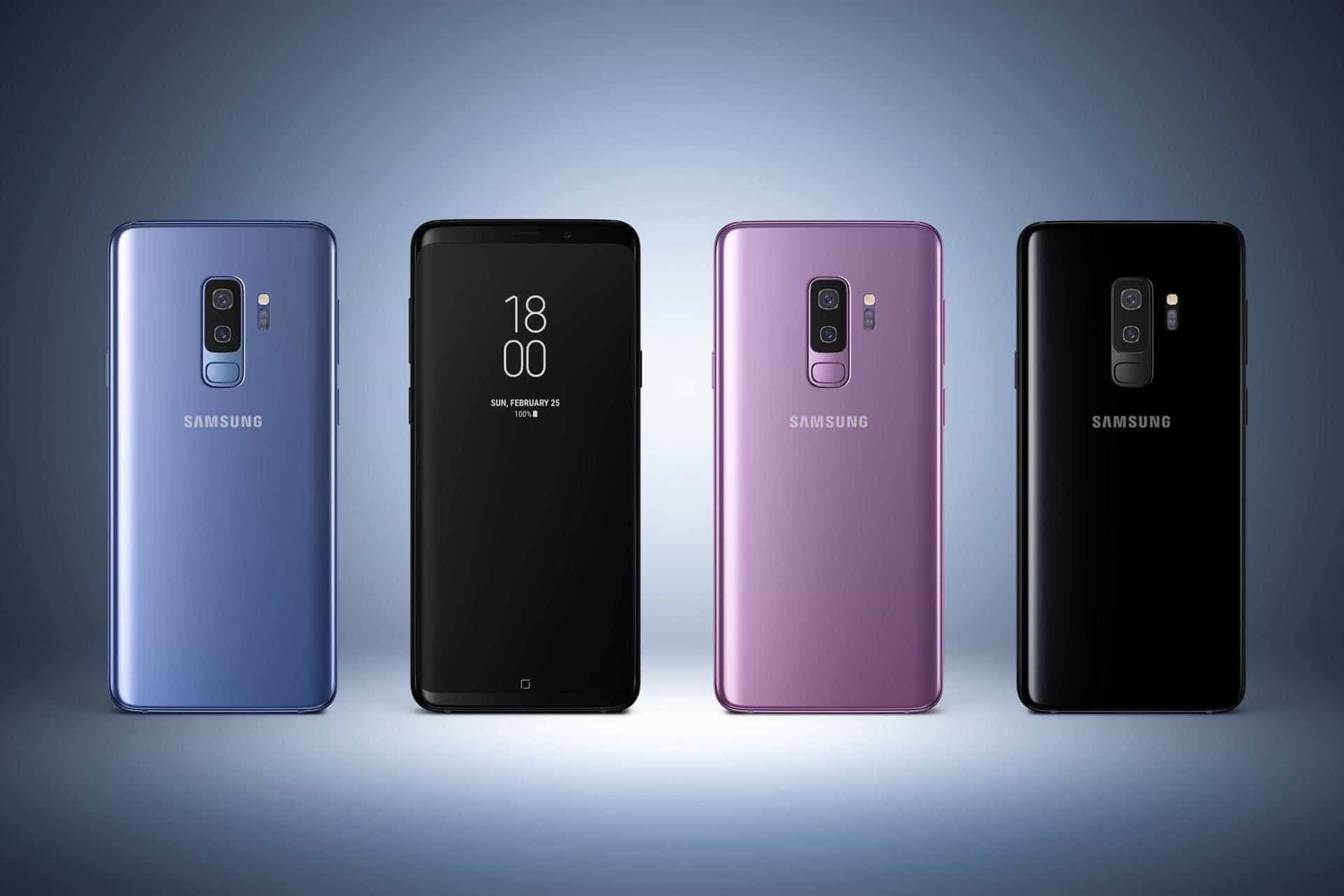 Galaxy S9 Plus é o celular mais vendido do mundo