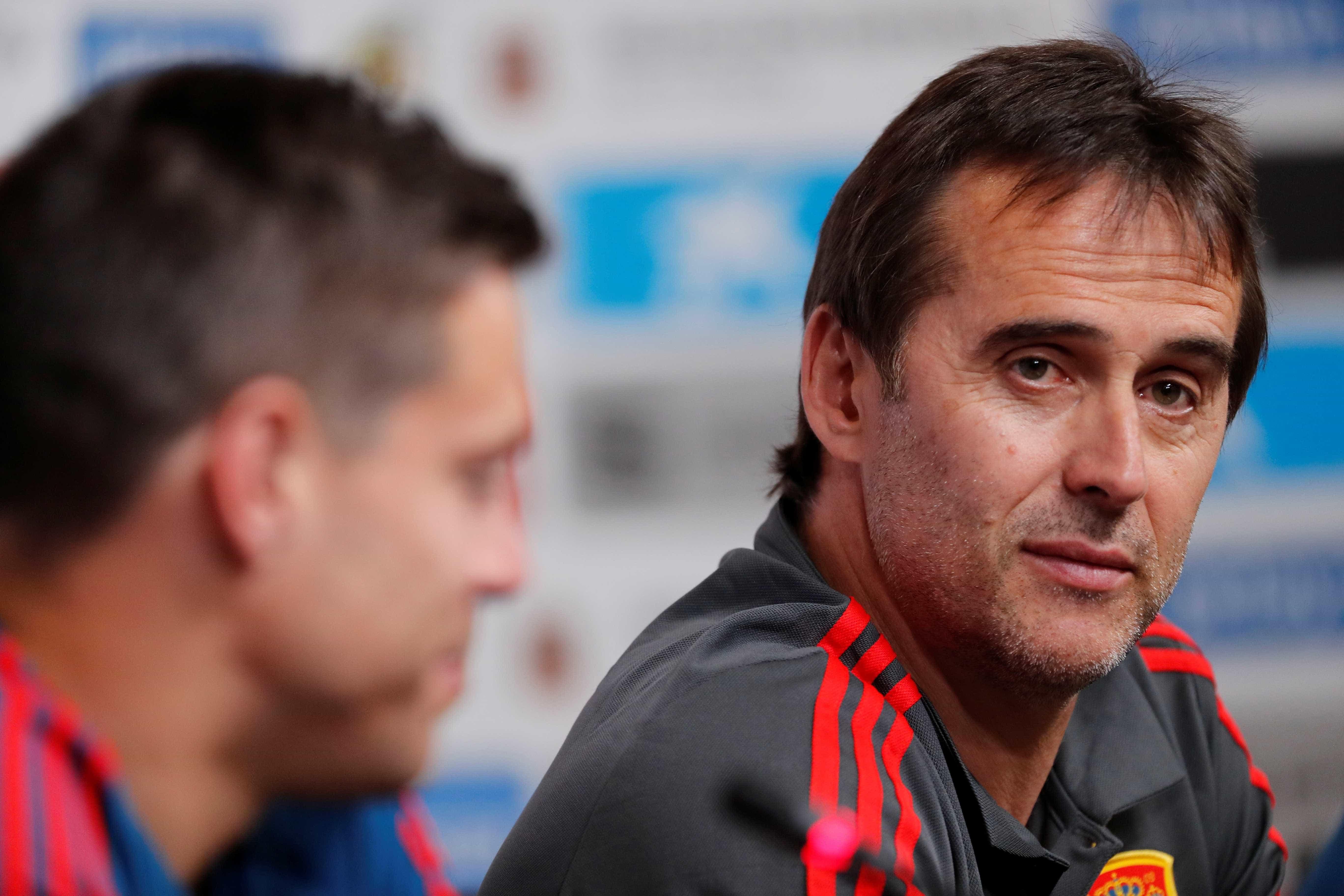 Real Madrid anuncia técnico da seleção espanhola como novo treinador
