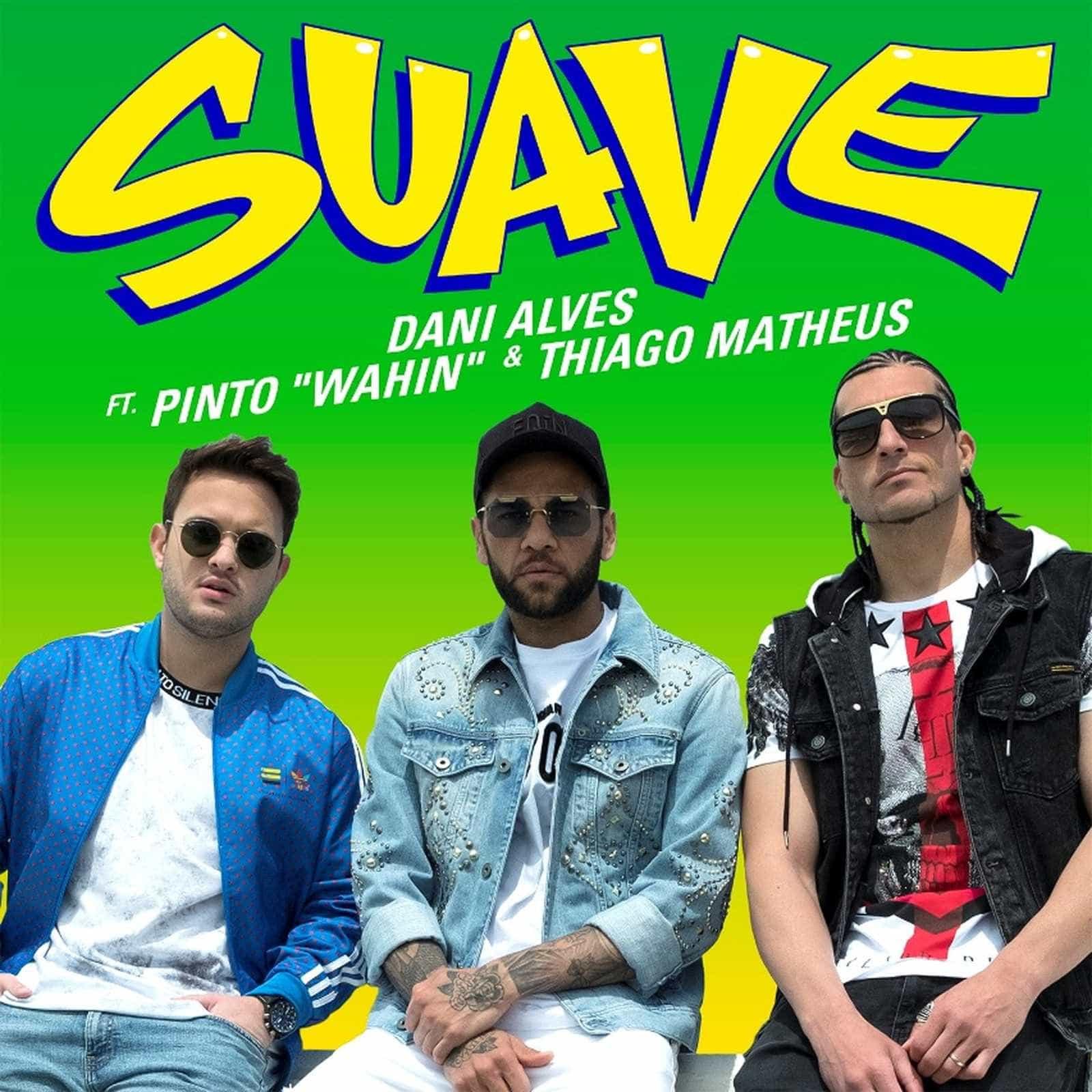 Fora da Copa, Dani Alves lançará o single 'Suave' nesta sexta