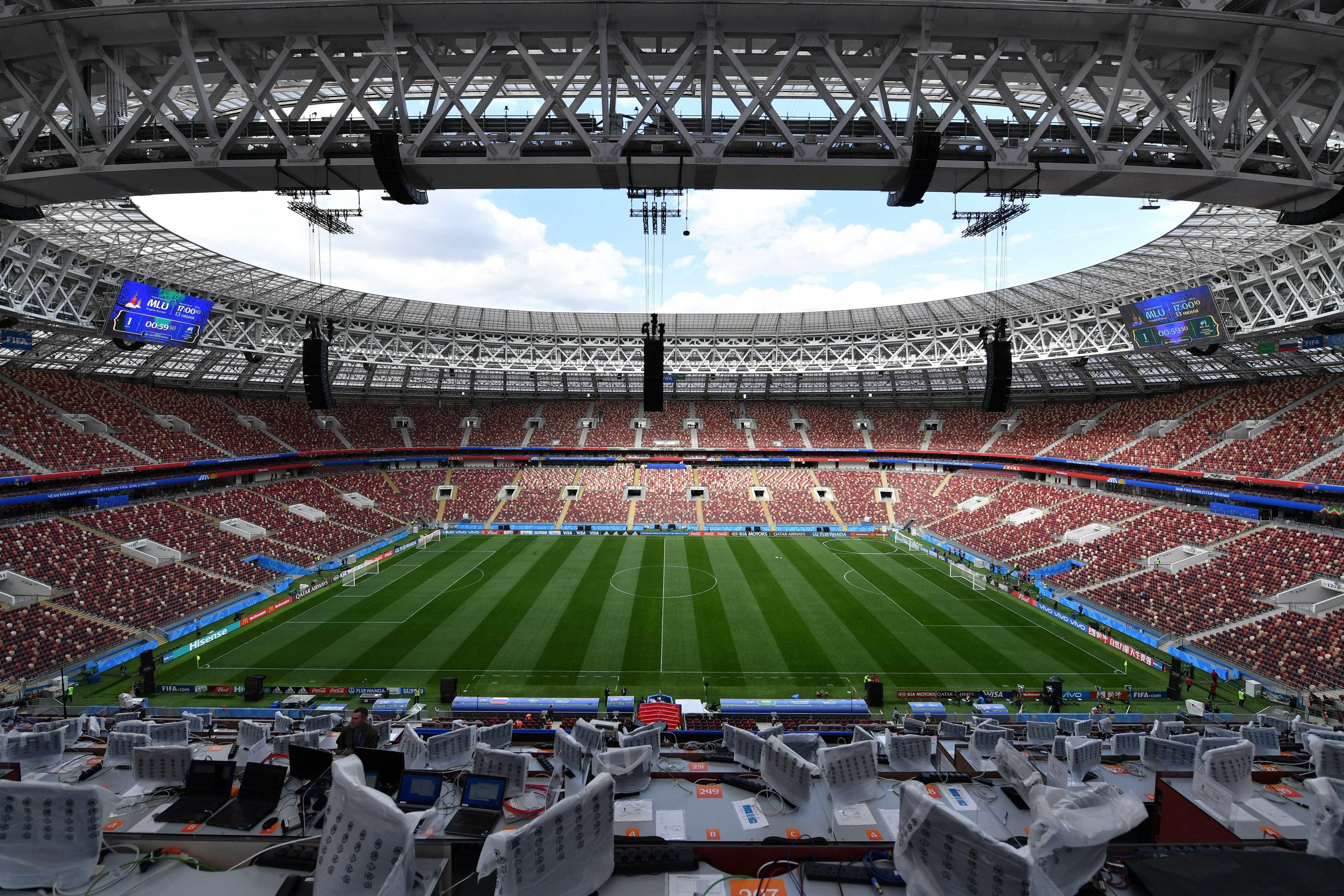 Veja os recordes que podem ser batidos na Copa do Mundo de 2018
