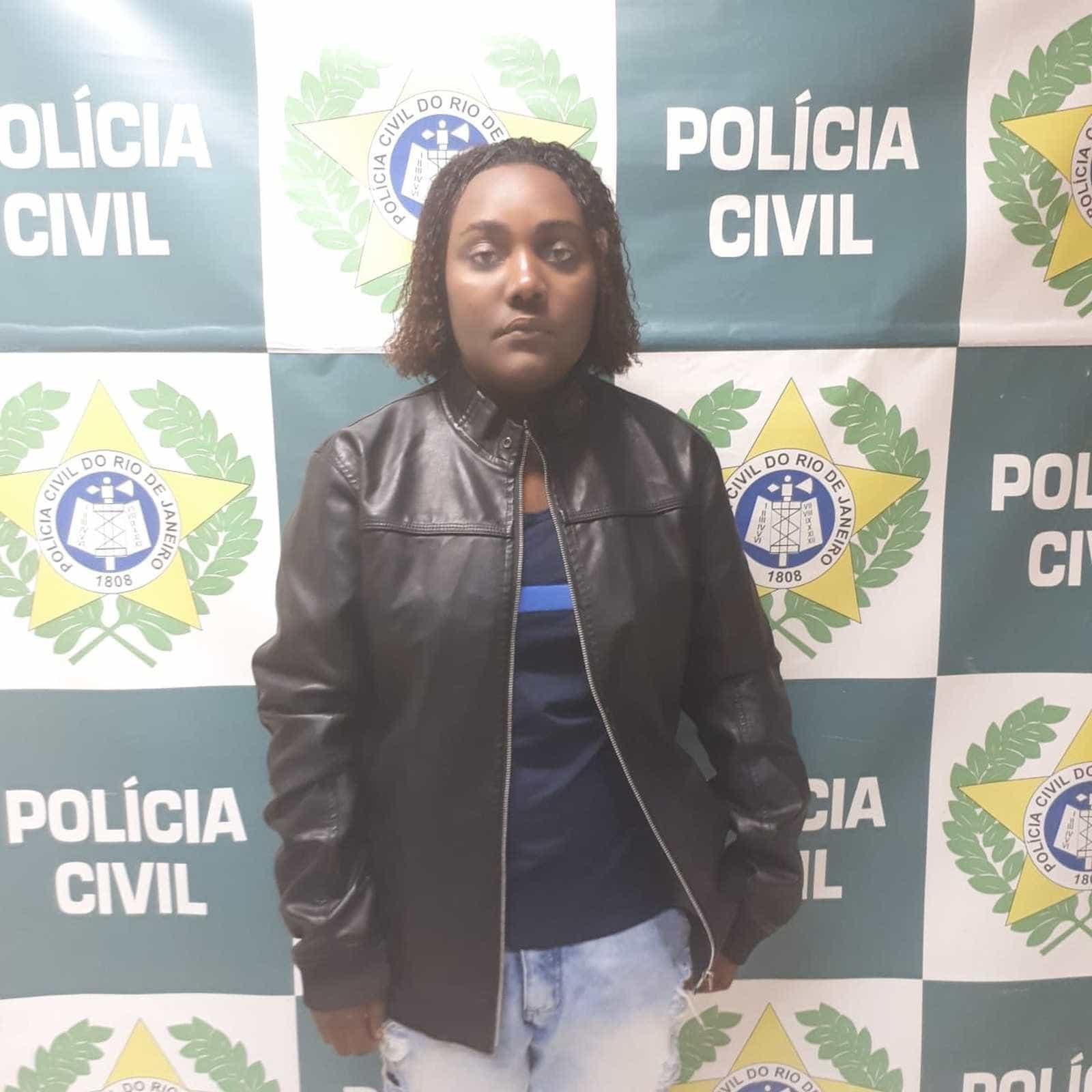 Maior assaltante de lojas de celulares do Rio é presa pela polícia