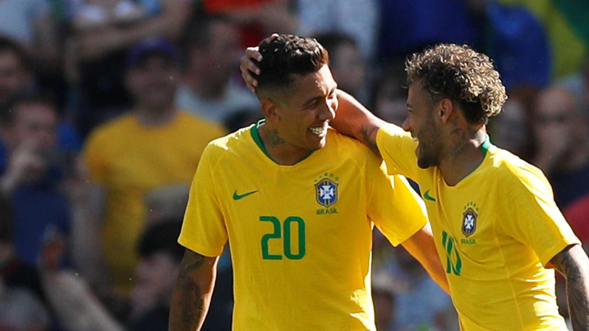 c765c844ec Brasil usará uniforme amarelo na estreia e azul contra Costa Rica