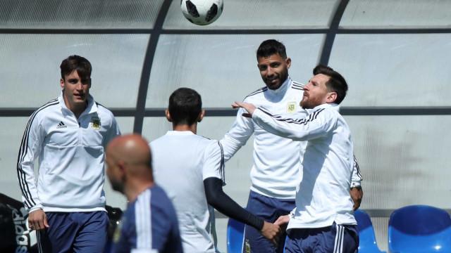 acfe09c7e4051 Argentina e França em campo  confira os jogos e horários deste sábado