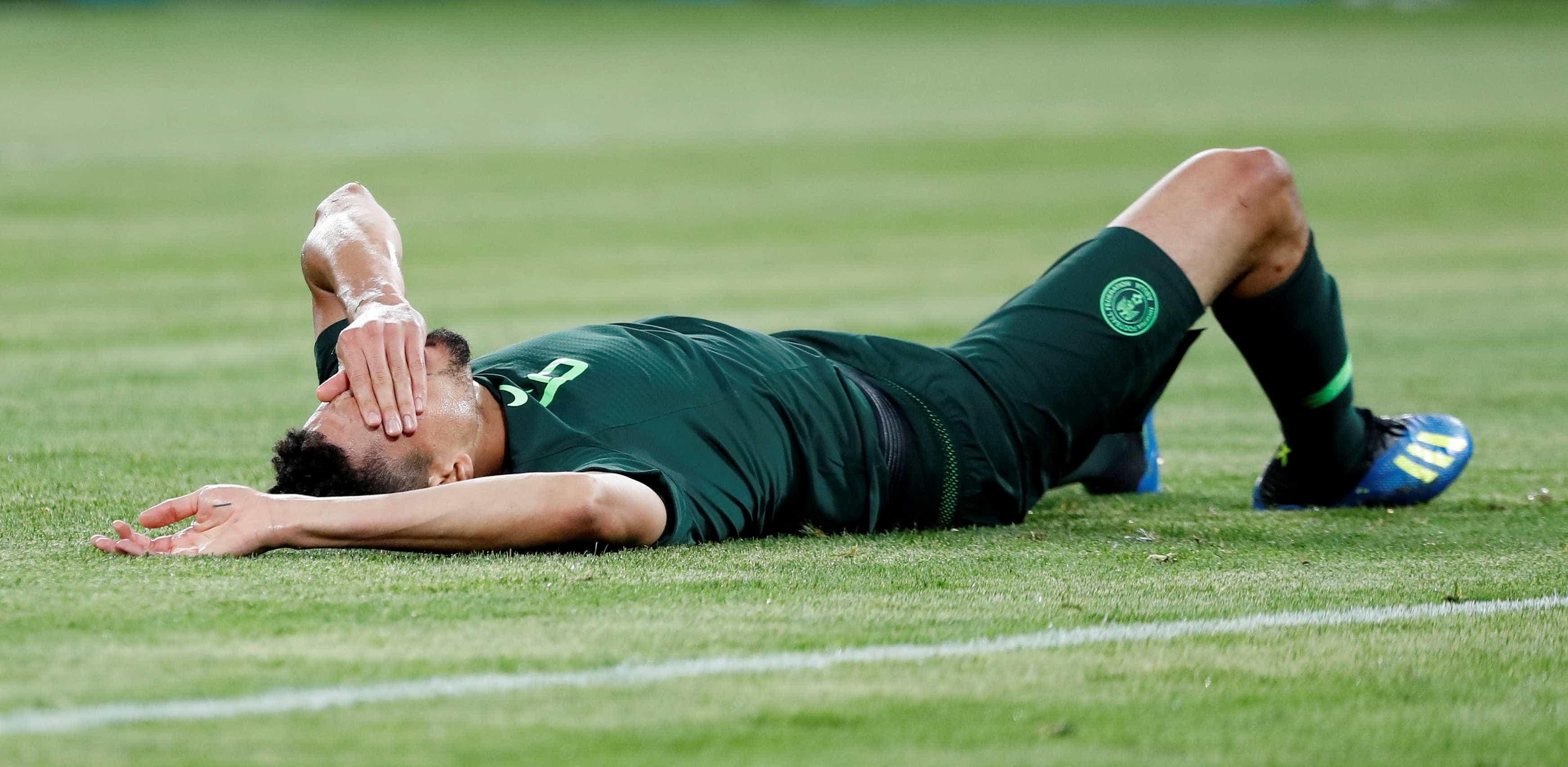 Nigéria sofre apagão após derrota na Copa do Mundo
