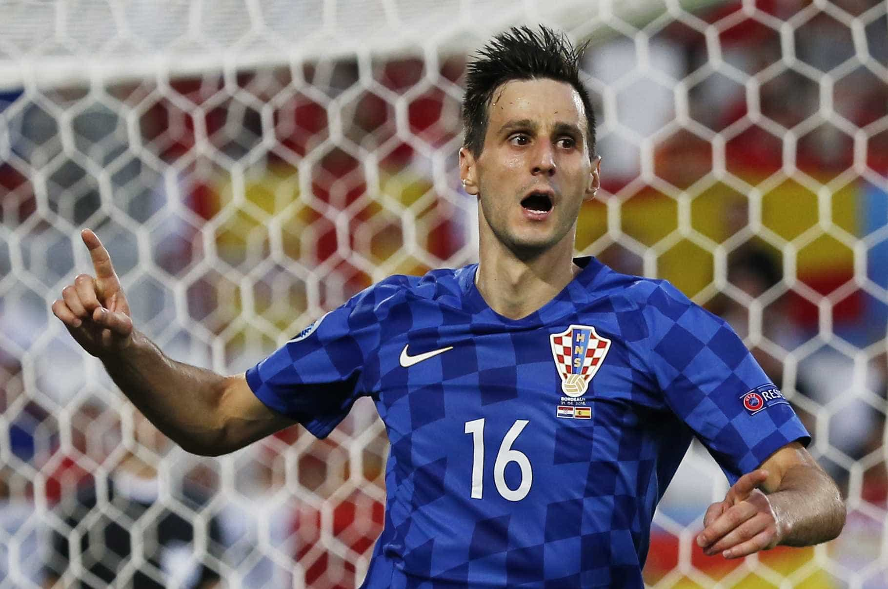 Técnico da Croácia corta atacante que se recusou a jogar