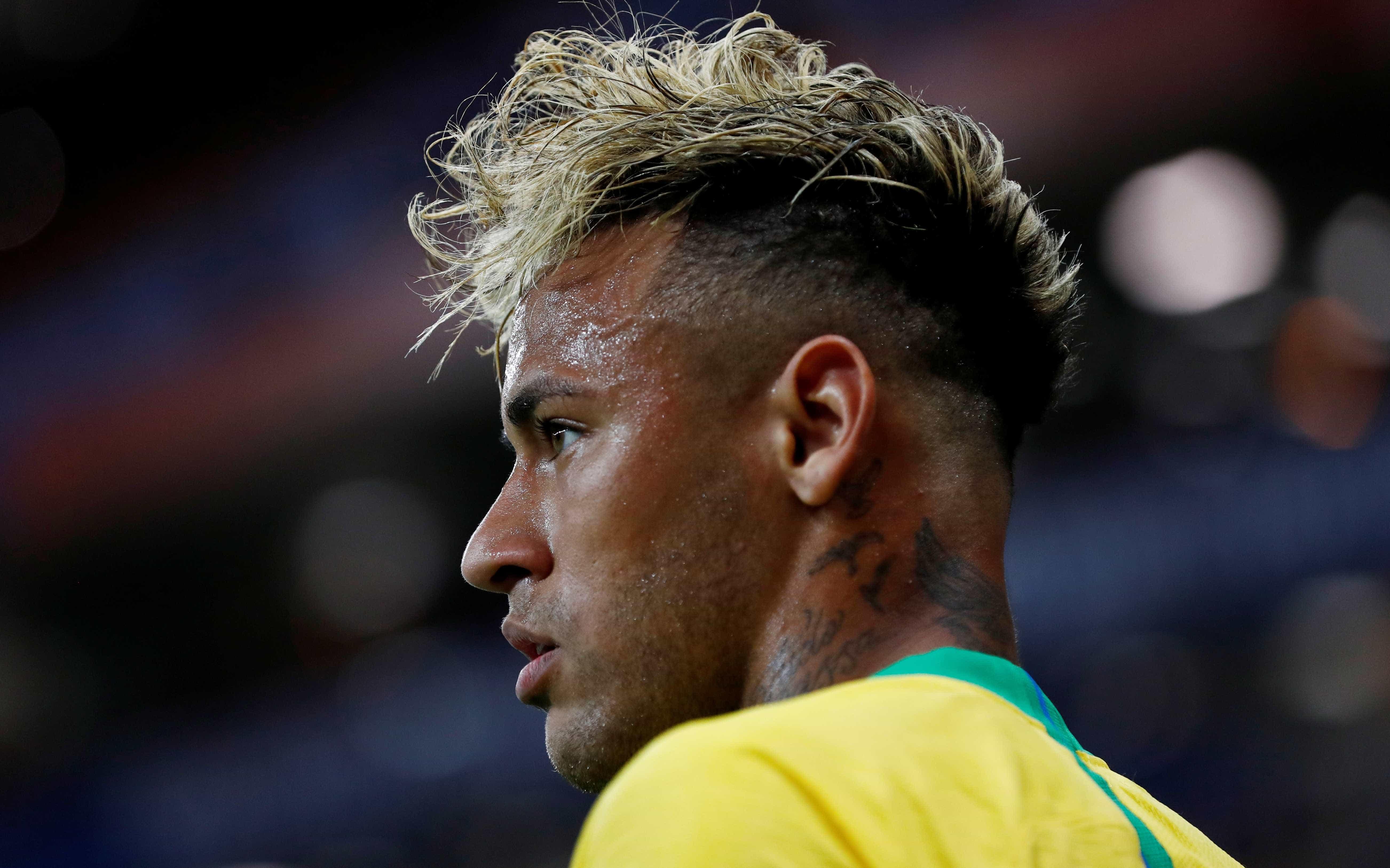 Além de Neymar, veja os cabelos mais exóticos da Copa
