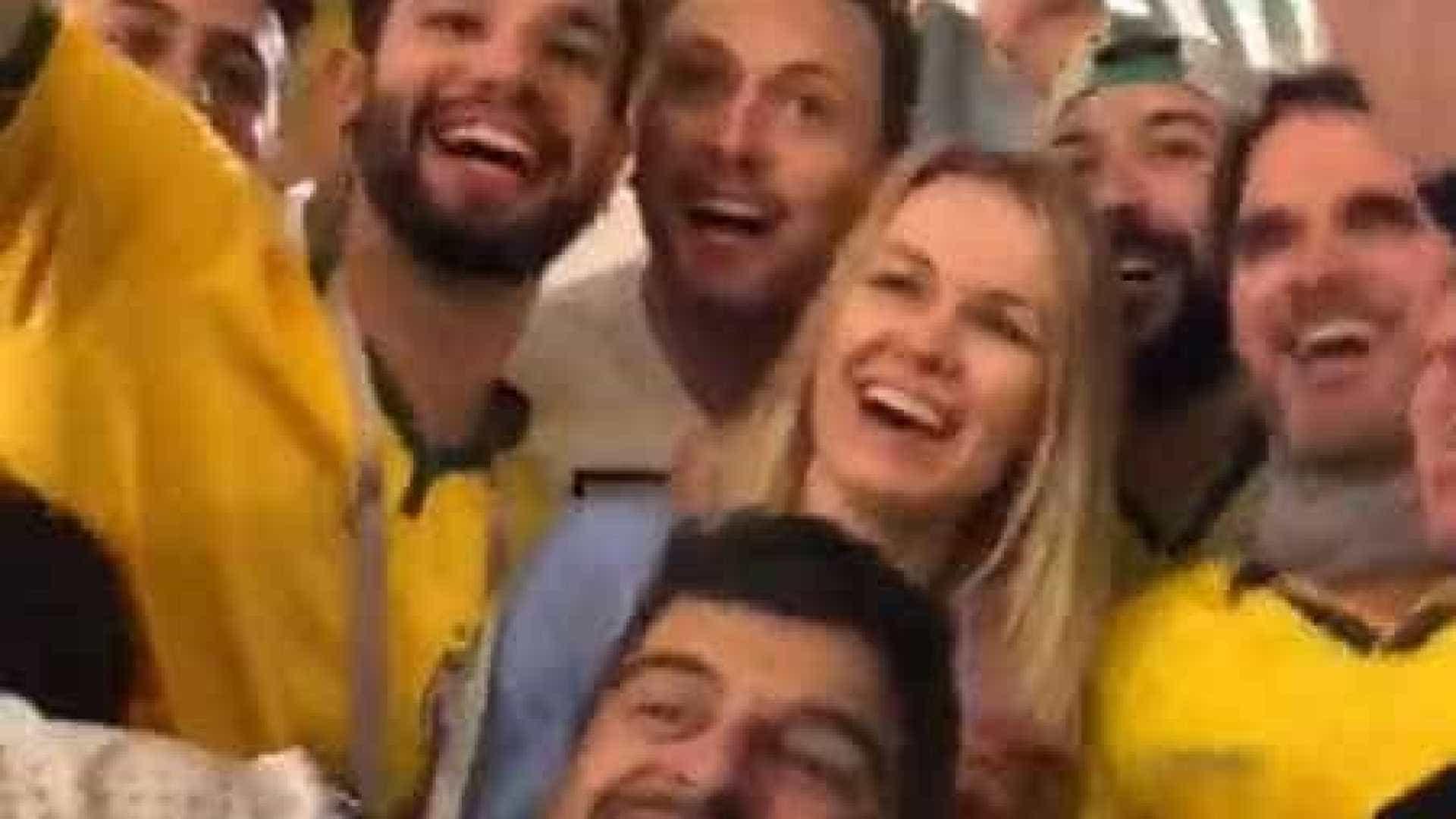 Identidade de brasileiro que assediou russa em vídeo é confirmada