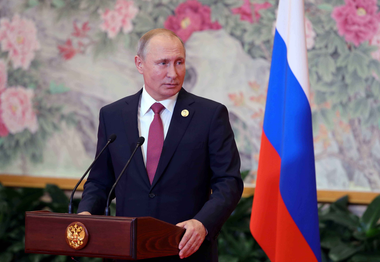 Putin terá agenda cheia no último fim de semana da Copa