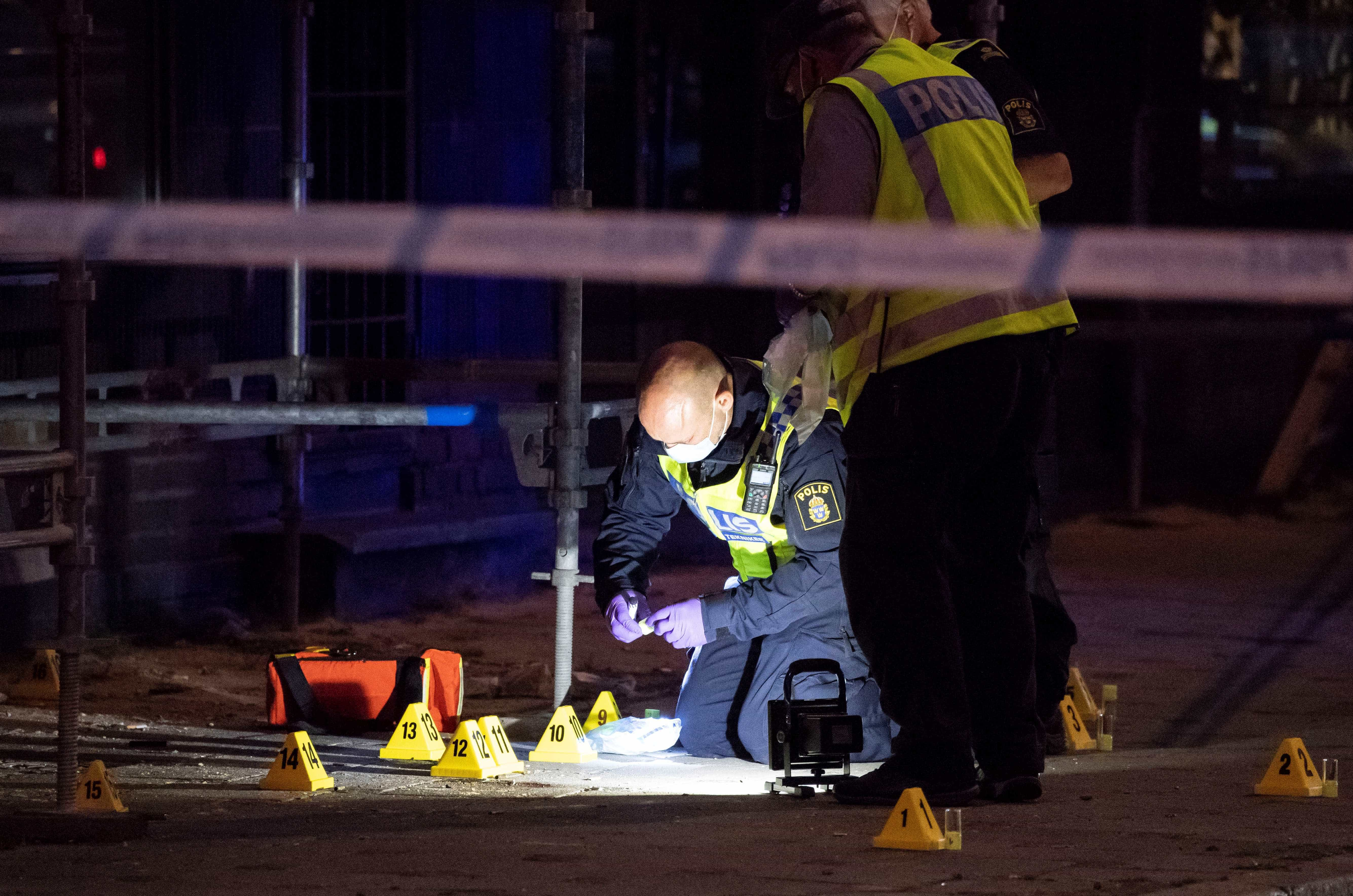 Morre segunda vítima de tiroteio contra torcedores da Suécia