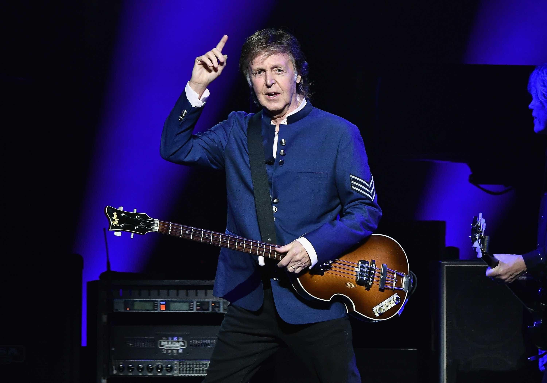 Paul McCartney lança duas músicas de seu novo álbum, 'Egypt Station'