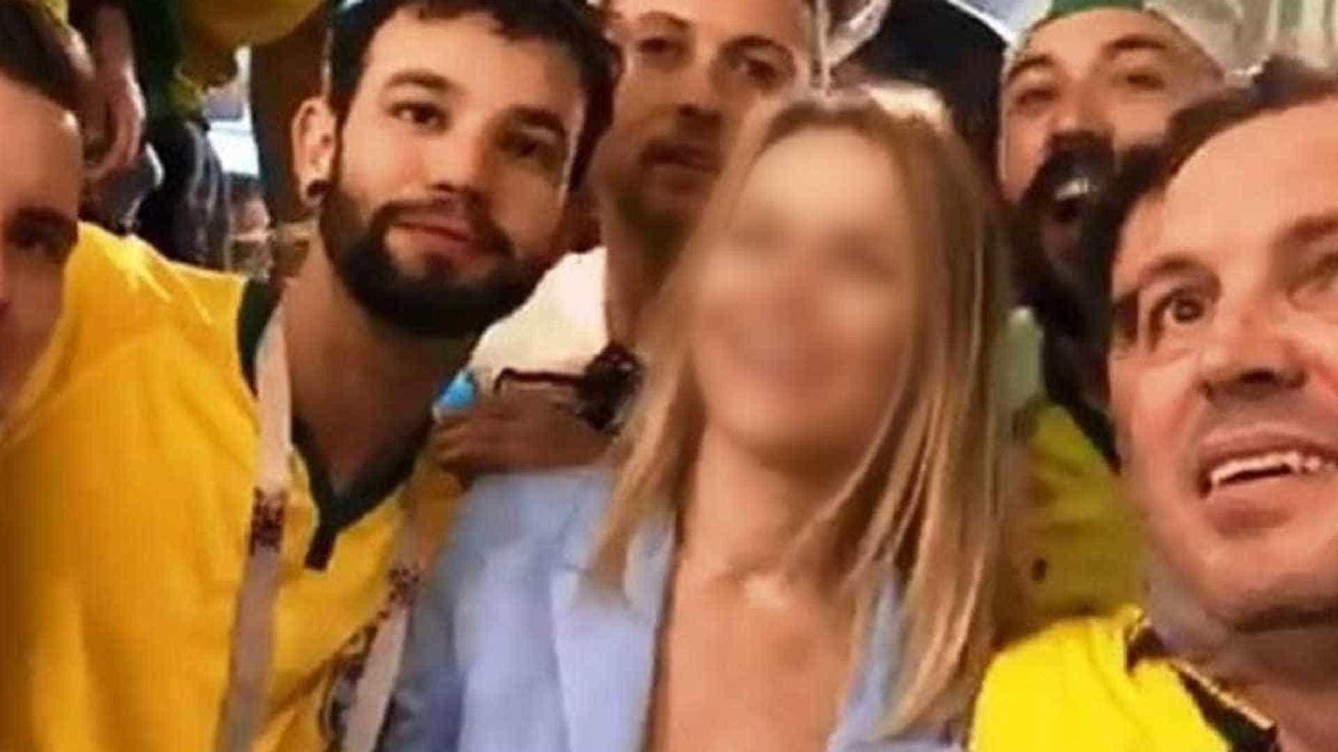 Machismo marca comportamento de torcedores na Rússia; veja novo vídeo