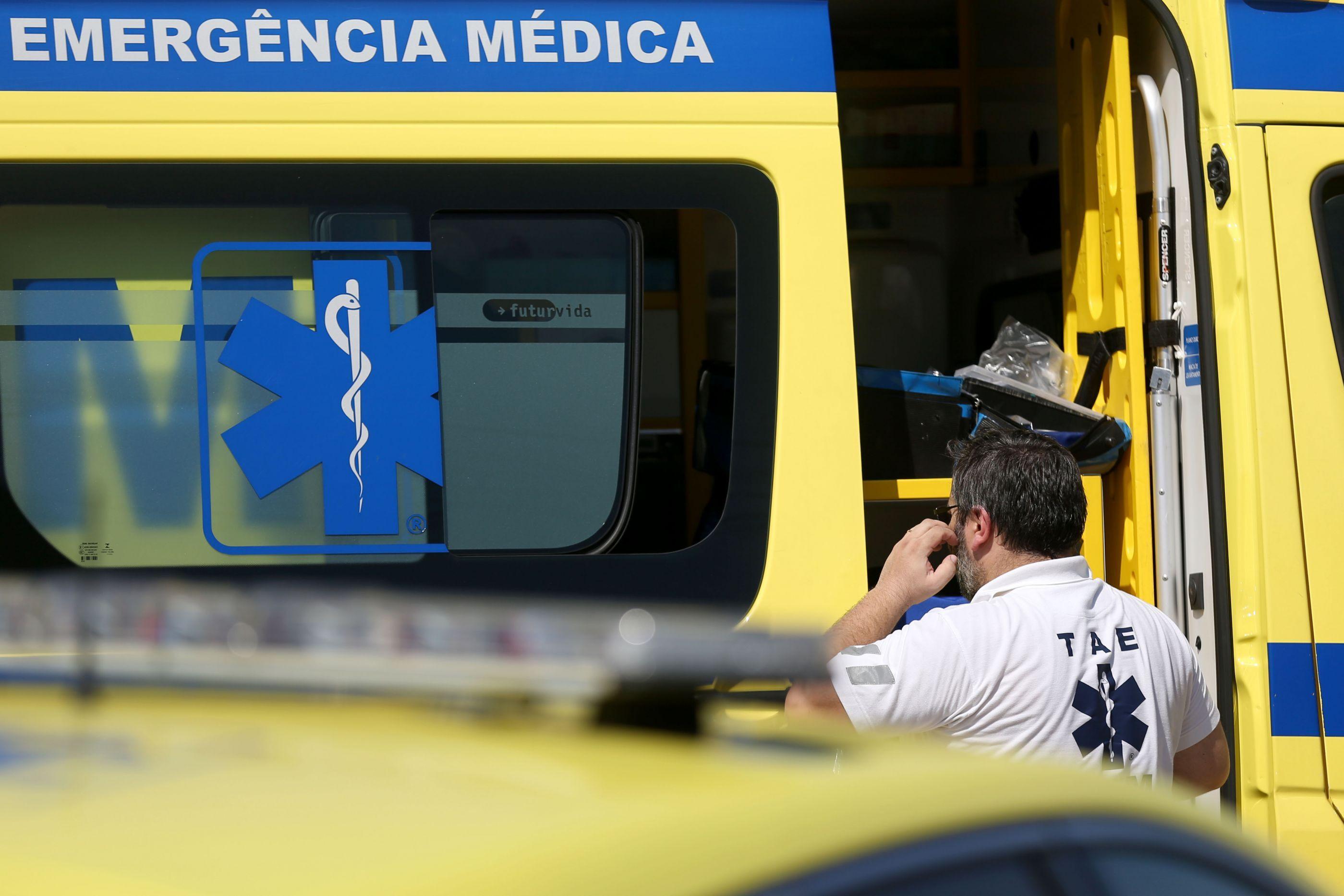 Brasileiro morre em acidente em Portugal