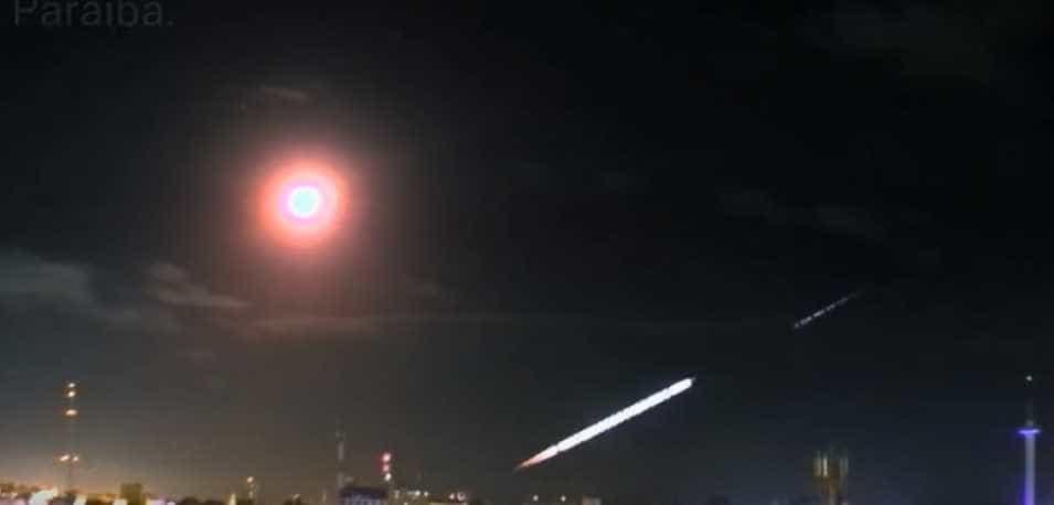 Vídeo mostra passagem de meteoro pelo céu do Ceará; assista