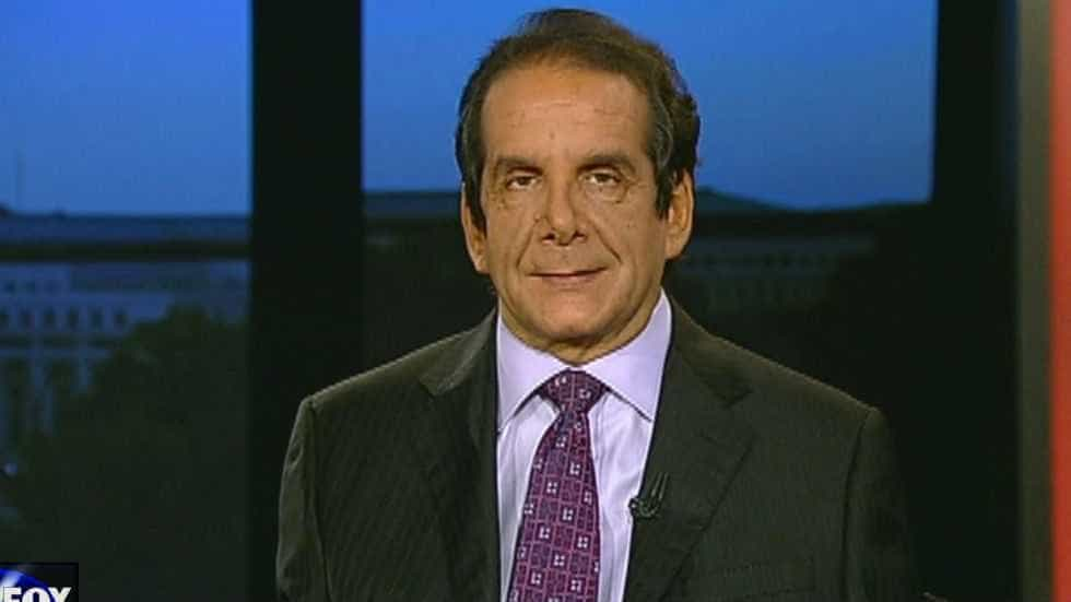 Morre Charles Krauthammer, vencedor do Pulitzer
