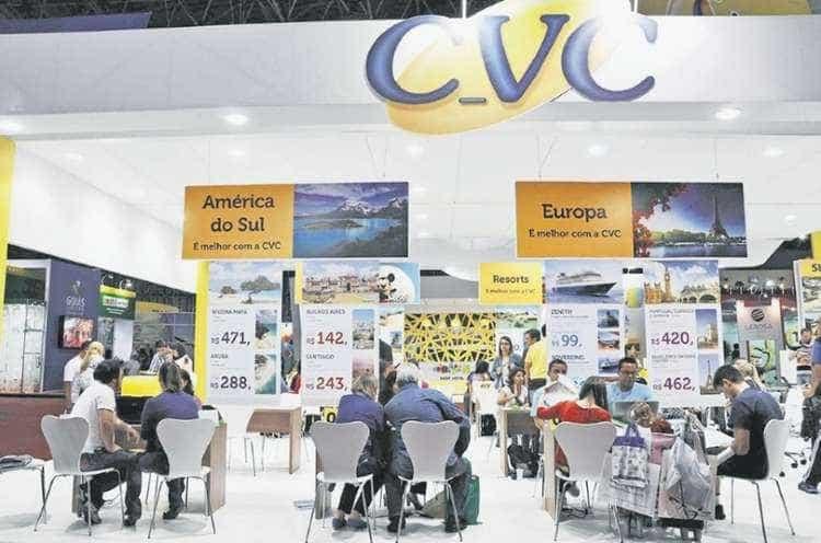 CVC planeja 100 novas lojas no ano e integrar físico e digital