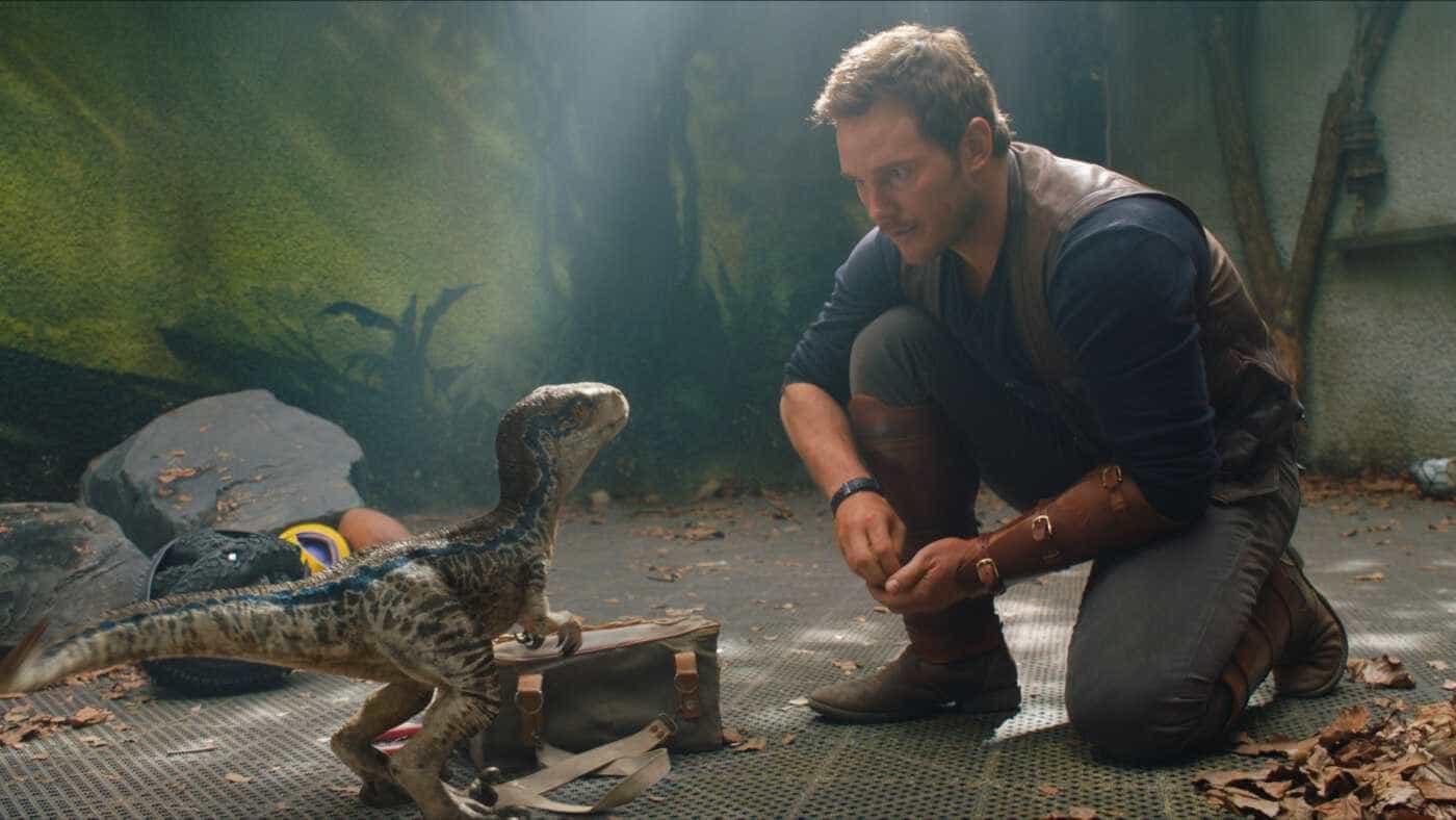 Novo 'Jurassic World' domina bilheterias nos EUA