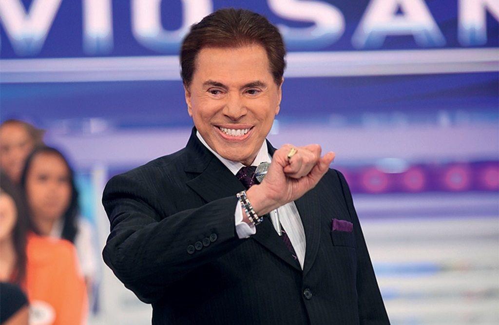 Silvio Santos detona famosa: 'Parece a Carla Perez com pneumonia'