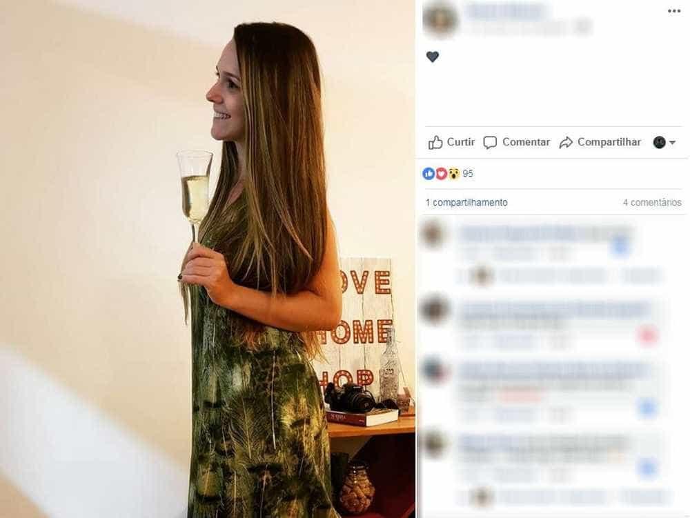 Mulher morre ao se ferir com taça em comemoração de vitória do Brasil