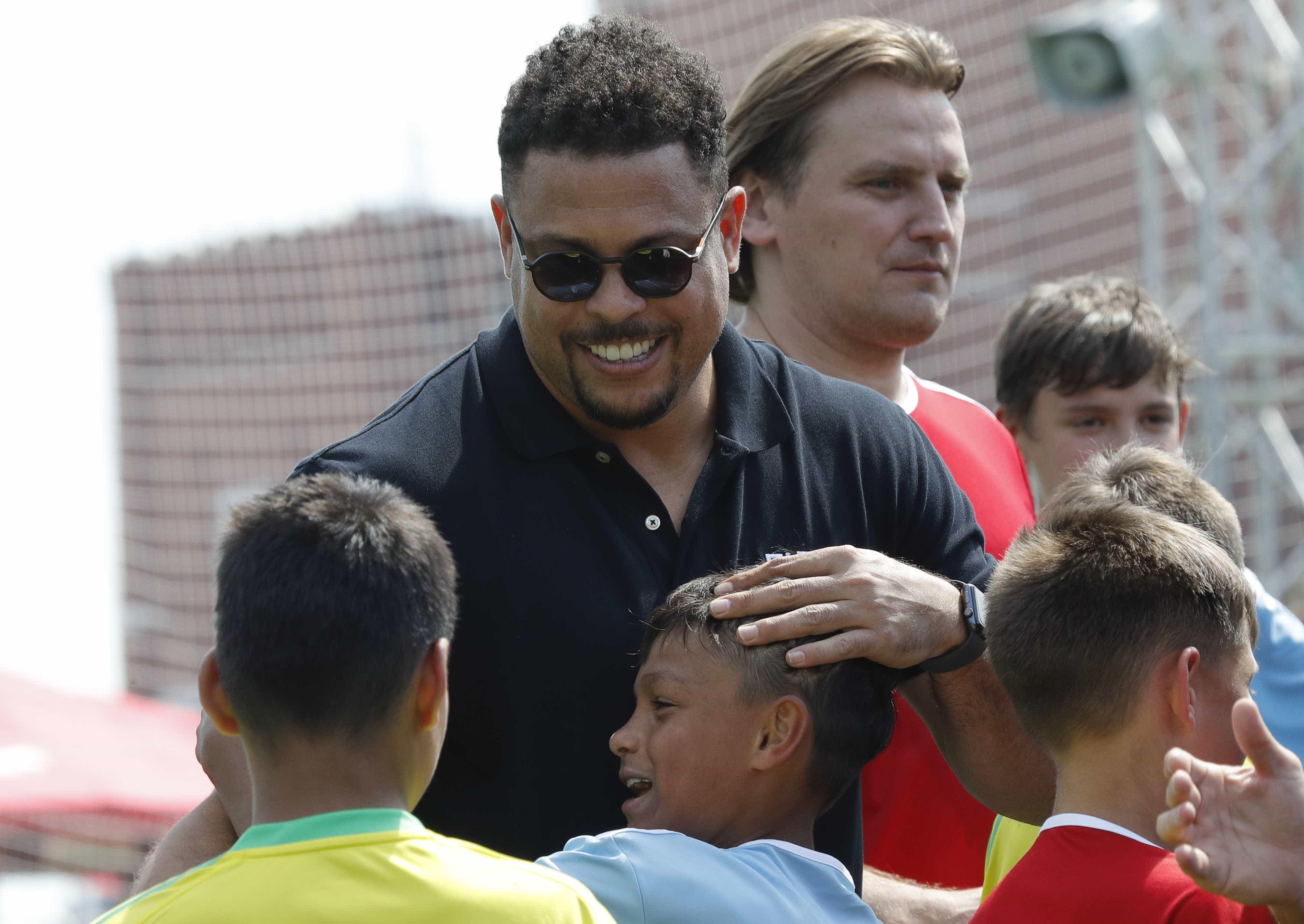 Ronaldo: 'Faltou o gol, mas Gabriel Jesus foi taticamente perfeito'