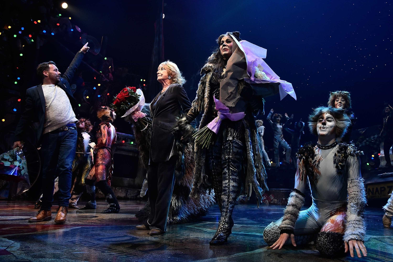 Morre Gillian Lynne, coreógrafa de 'Cats' e 'O Fantasma da Ópera'