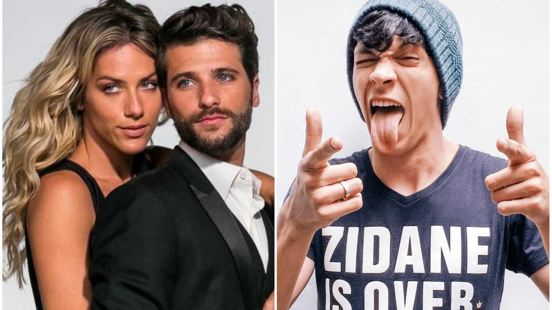 Bruno Gagliasso e Giovanna Ewbank pedem boicote a youtuber   Racista  309e7280747