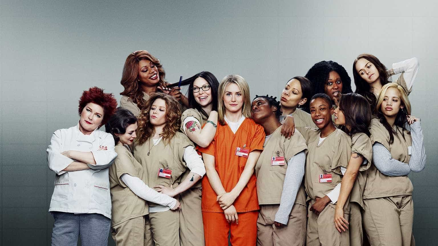 'Orange Is the New Black' volta à sua boa forma