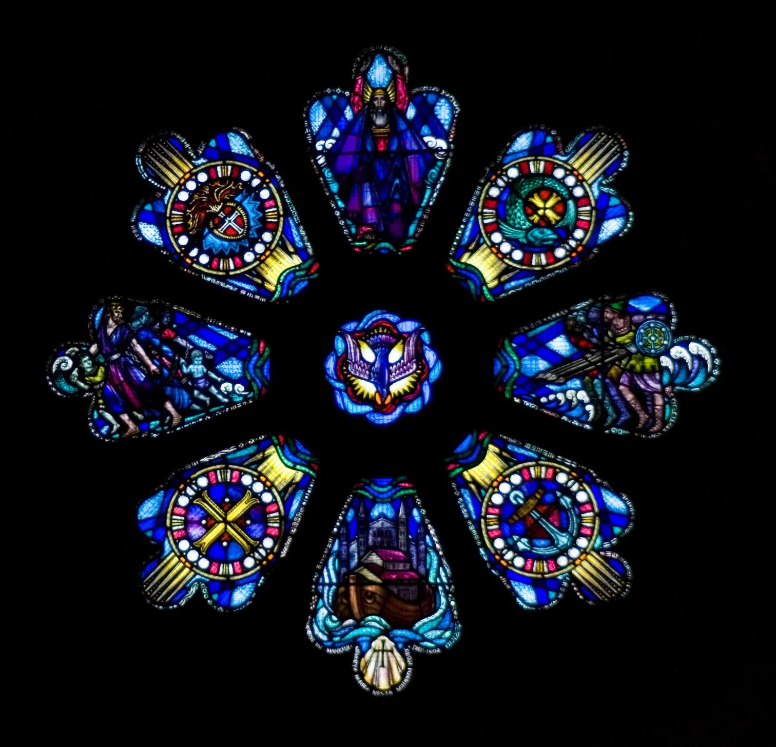 Vitrais: as mais magníficas obras de arte em vidro pelo mundo