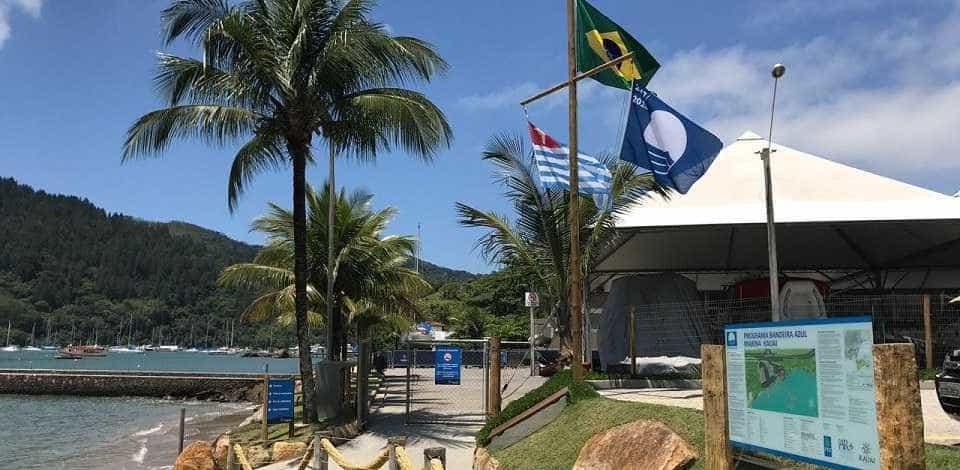 Mais cinco praias brasileiras vão receber certificado Bandeira Azul