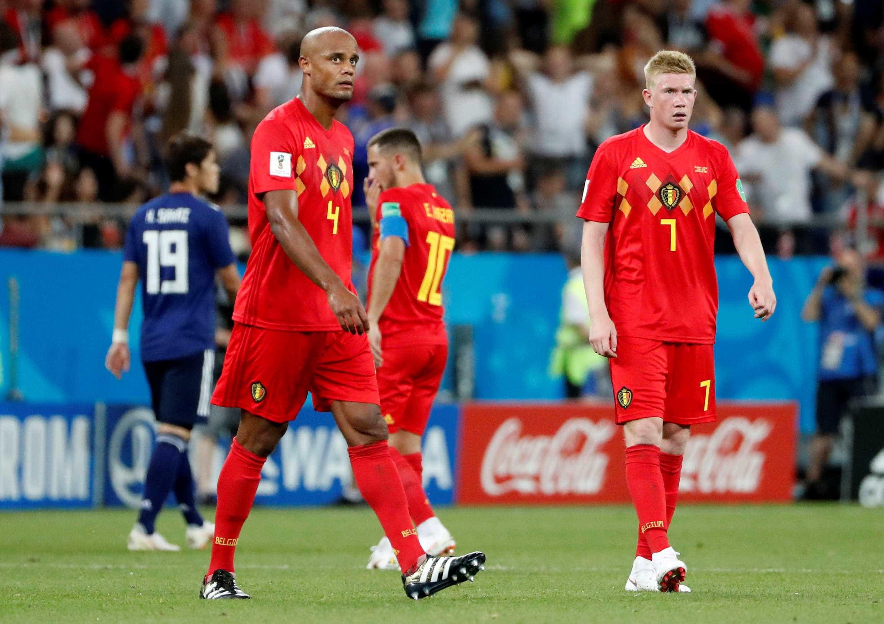 Zagueiro belga diz que time 'não deve ter medo do Brasil'